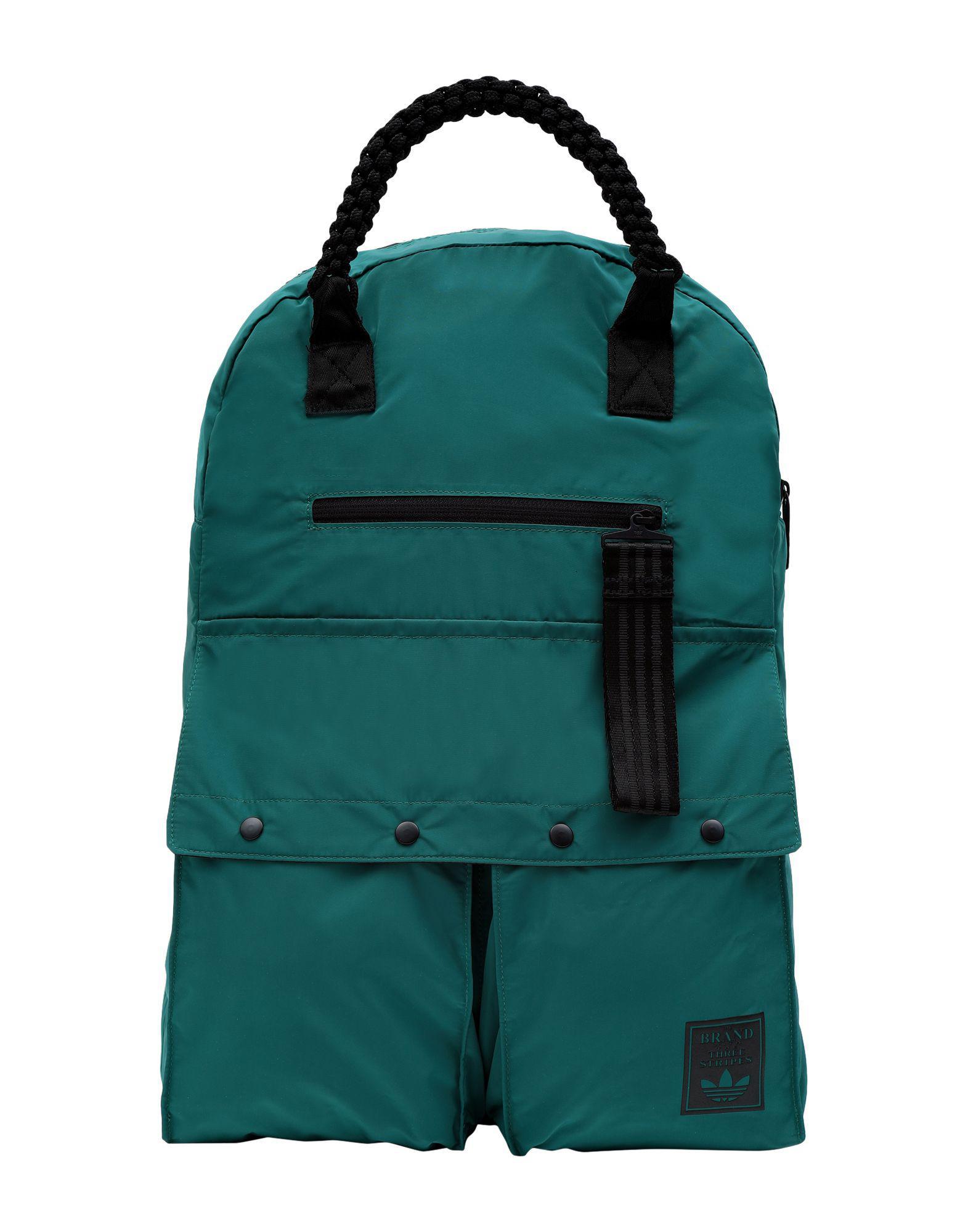 Lyst - Mochilas y riñoneras adidas Originals de color Verde 435cd8bad3a