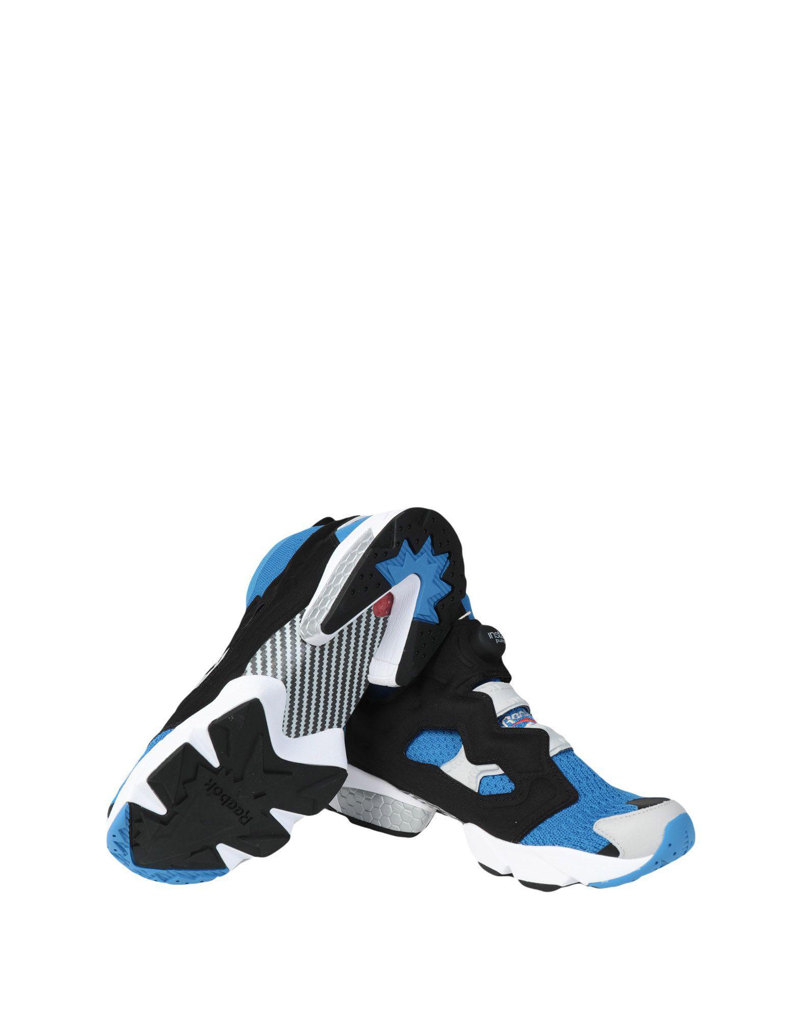 En Pour Sneakersamp; Tennis Homme Montantes Reebok Bleu Lyst Coloris dxoCWQBre
