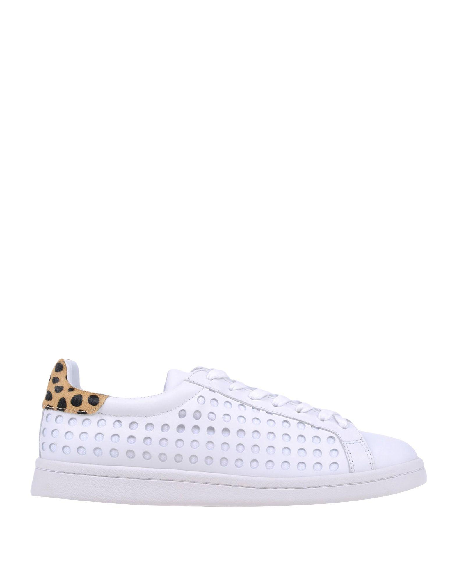 f29af75b728c Lyst - Loeffler Randall Low-tops   Sneakers in White