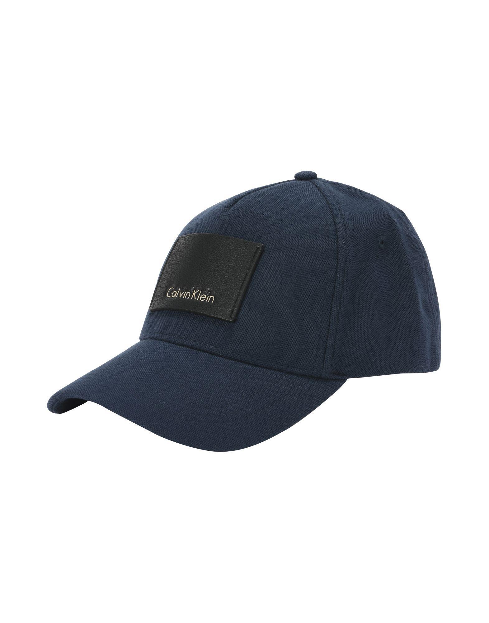 02606dea597 Lyst - Chapeau CALVIN KLEIN 205W39NYC pour homme en coloris Bleu