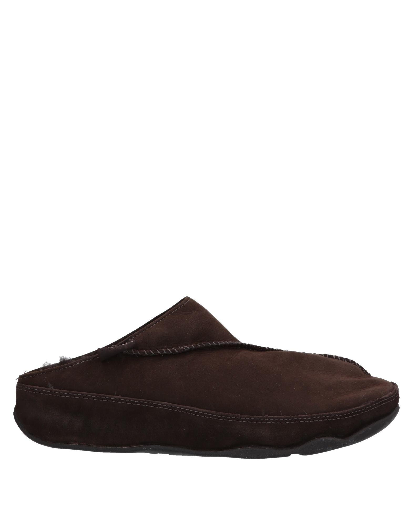 8ace4be7356 Lyst - Fitflop Mules in Brown for Men