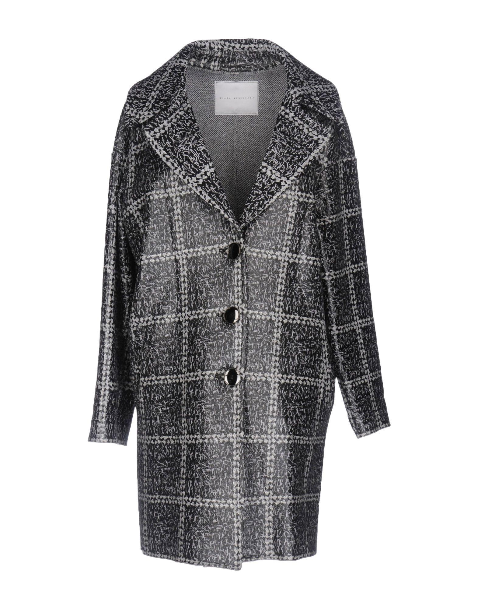 COATS & JACKETS - Overcoats su YOOX.COM Giada Benincasa 2018 Unisex Online Buy Cheap For Sale Good Selling Sale Online Cheap Sale Recommend PI91zhD1o8