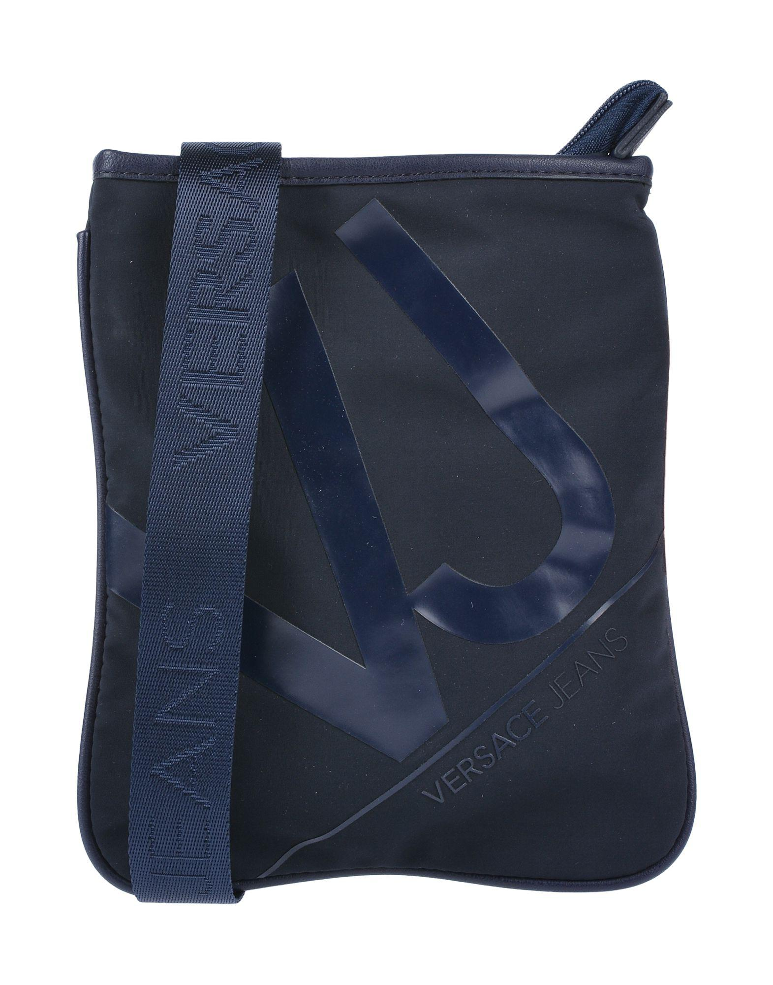 Versace Jeans - Blue Cross-body Bag for Men - Lyst. View fullscreen 2ede308c0f449