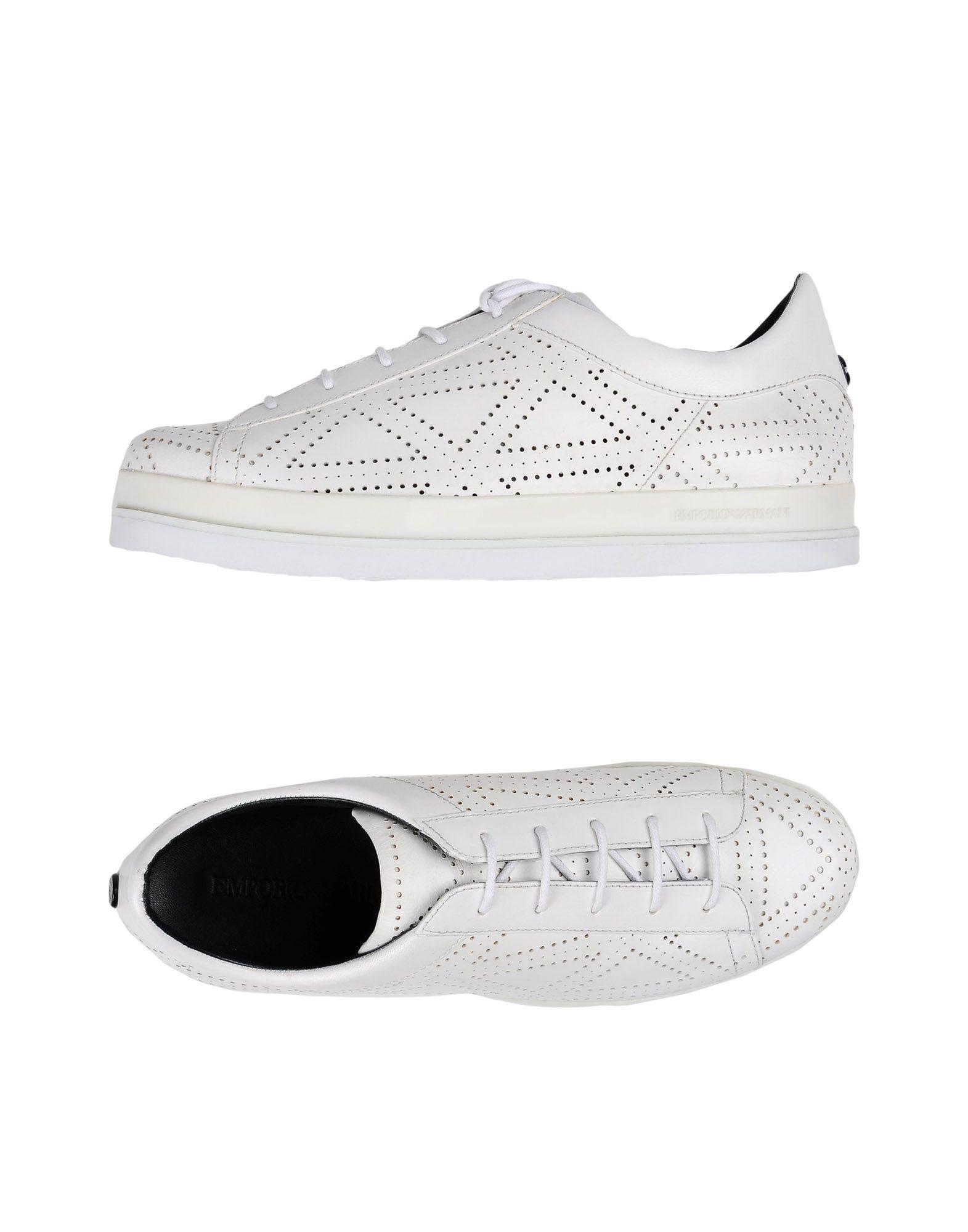 lace up shoes - White Emporio Armani mA7PAI7