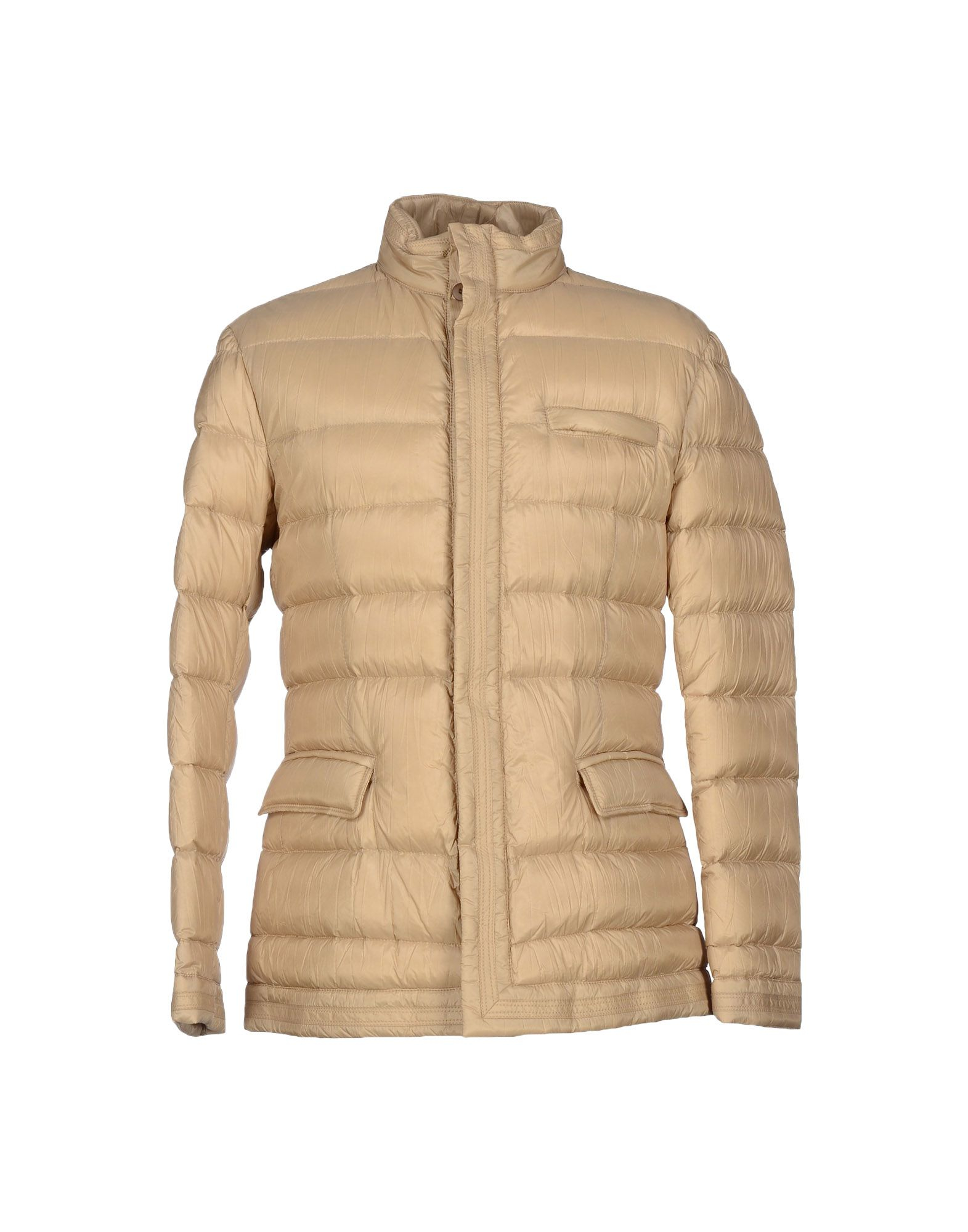Ermanno scervino Down Jacket in Natural for Men