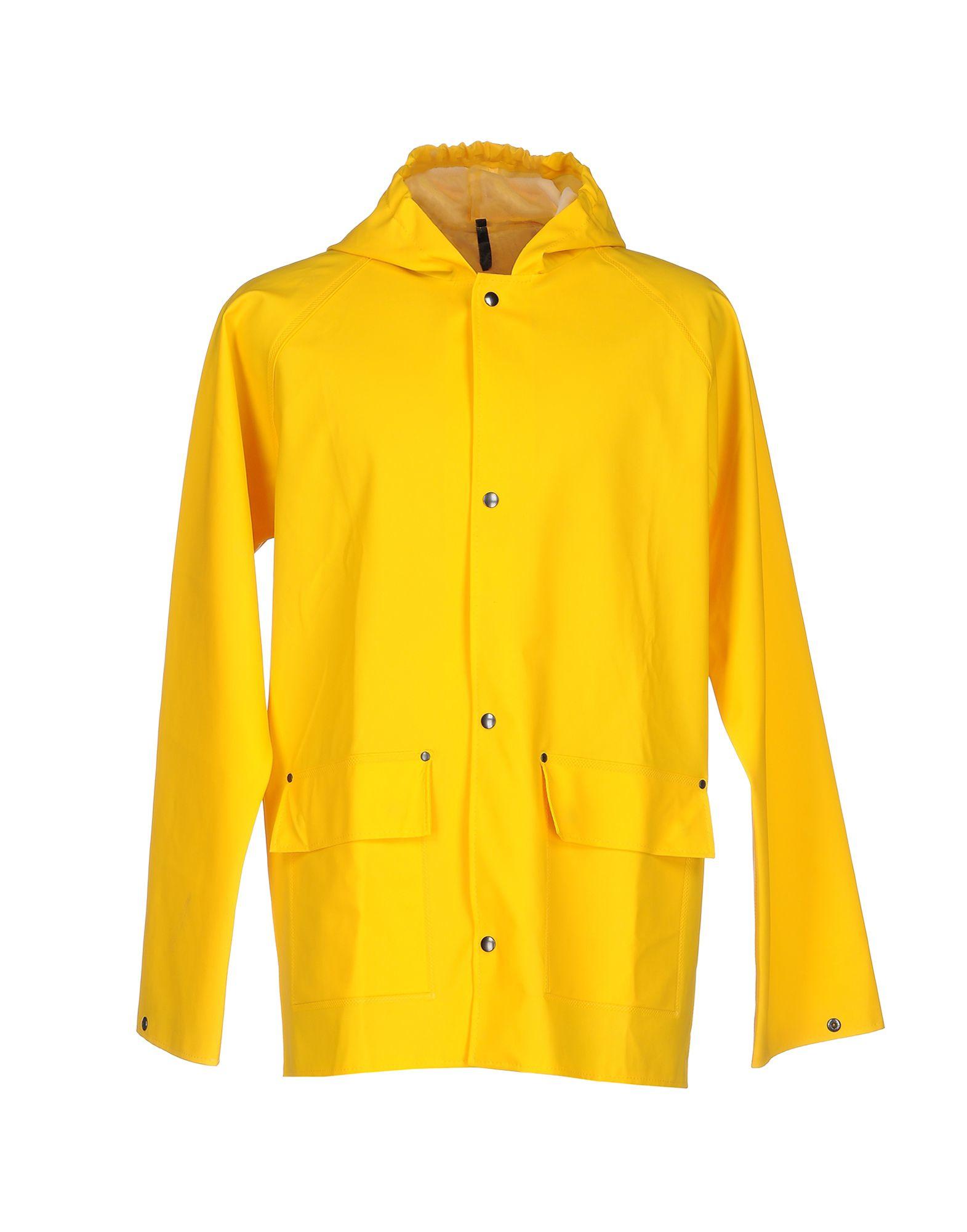 Elka Jacket in Yellow for Men | Lyst