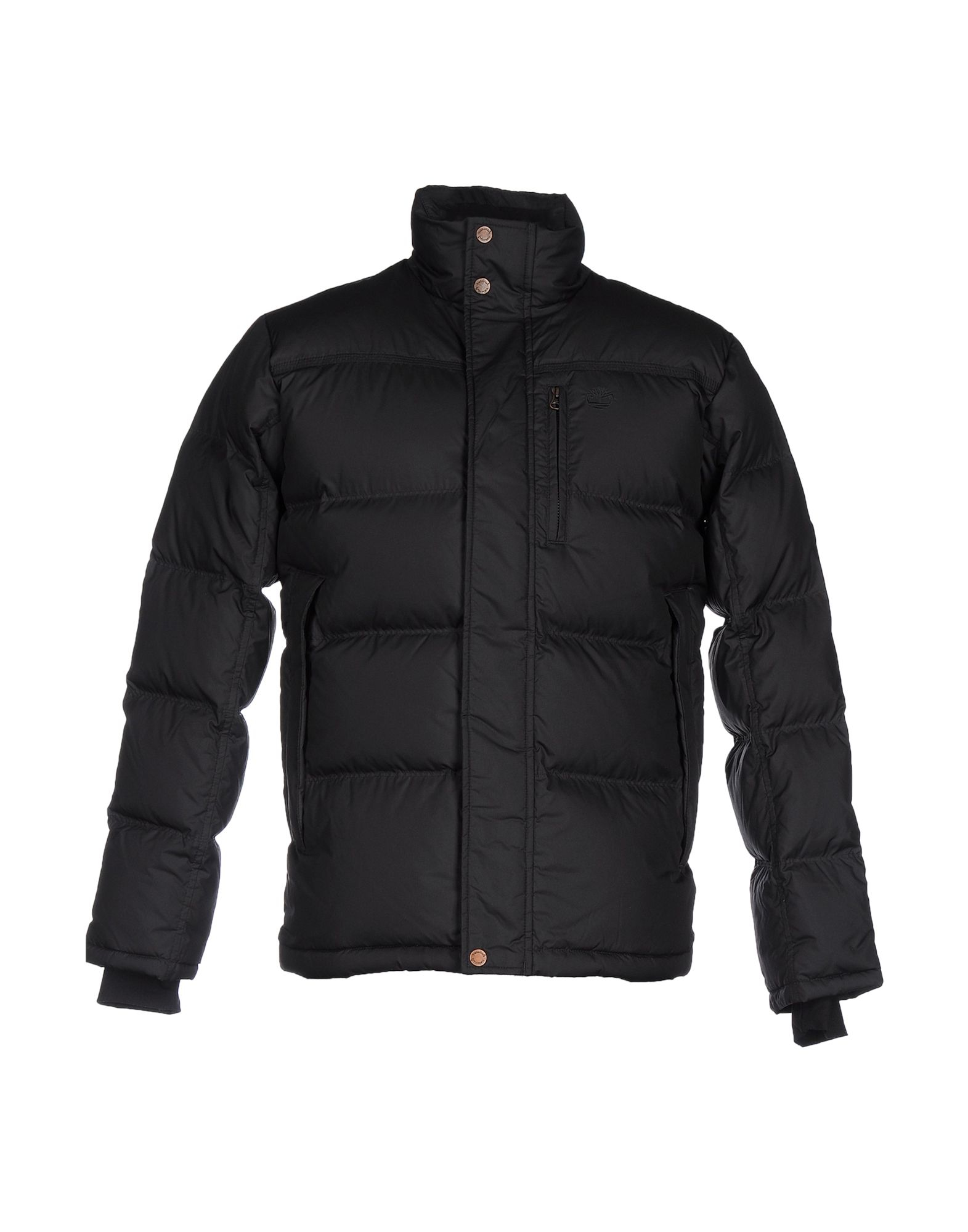 Lyst Timberland Down Jacket In Black For Men