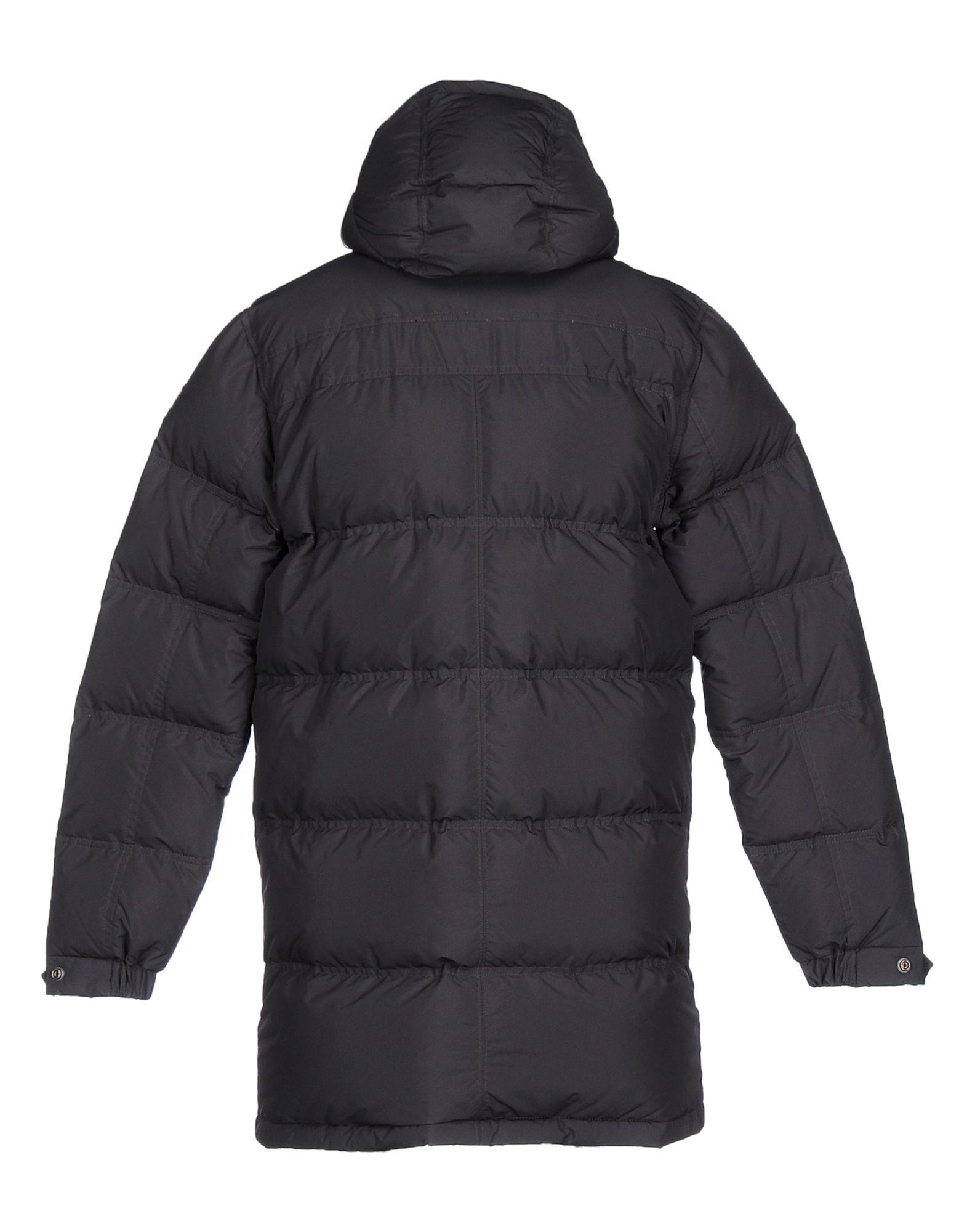 north sails down jacket in black for men lyst. Black Bedroom Furniture Sets. Home Design Ideas