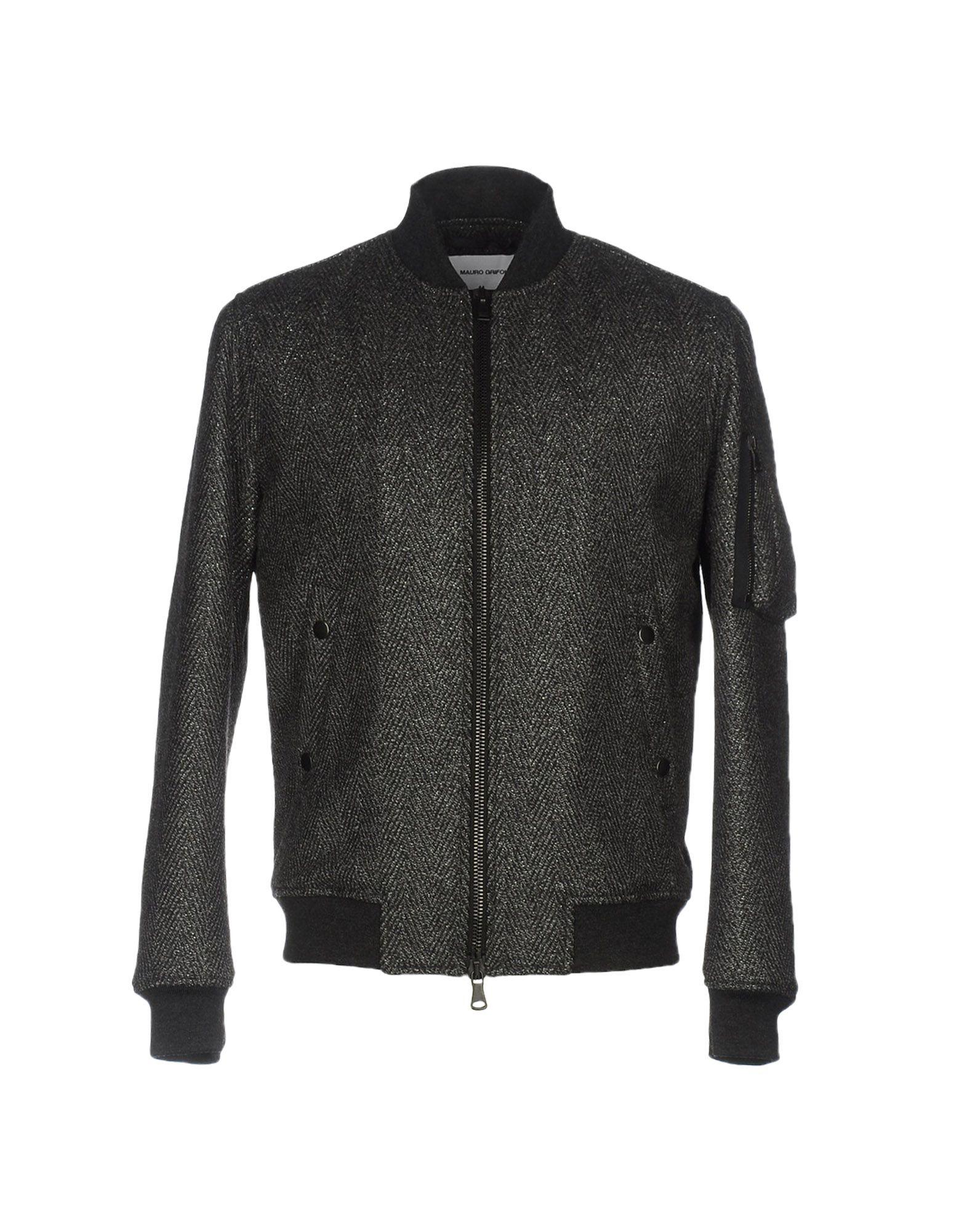Mauro Grifoni Jacket In Gray For Men Lyst