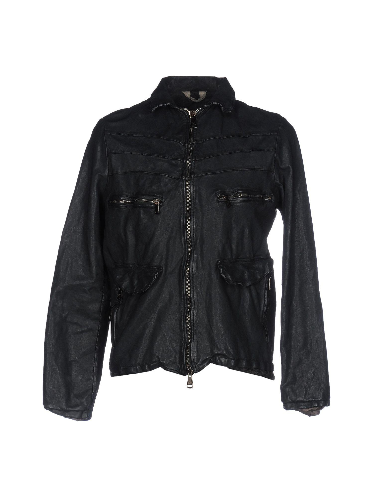Lyst Giorgio Brato Jacket In Black For Men