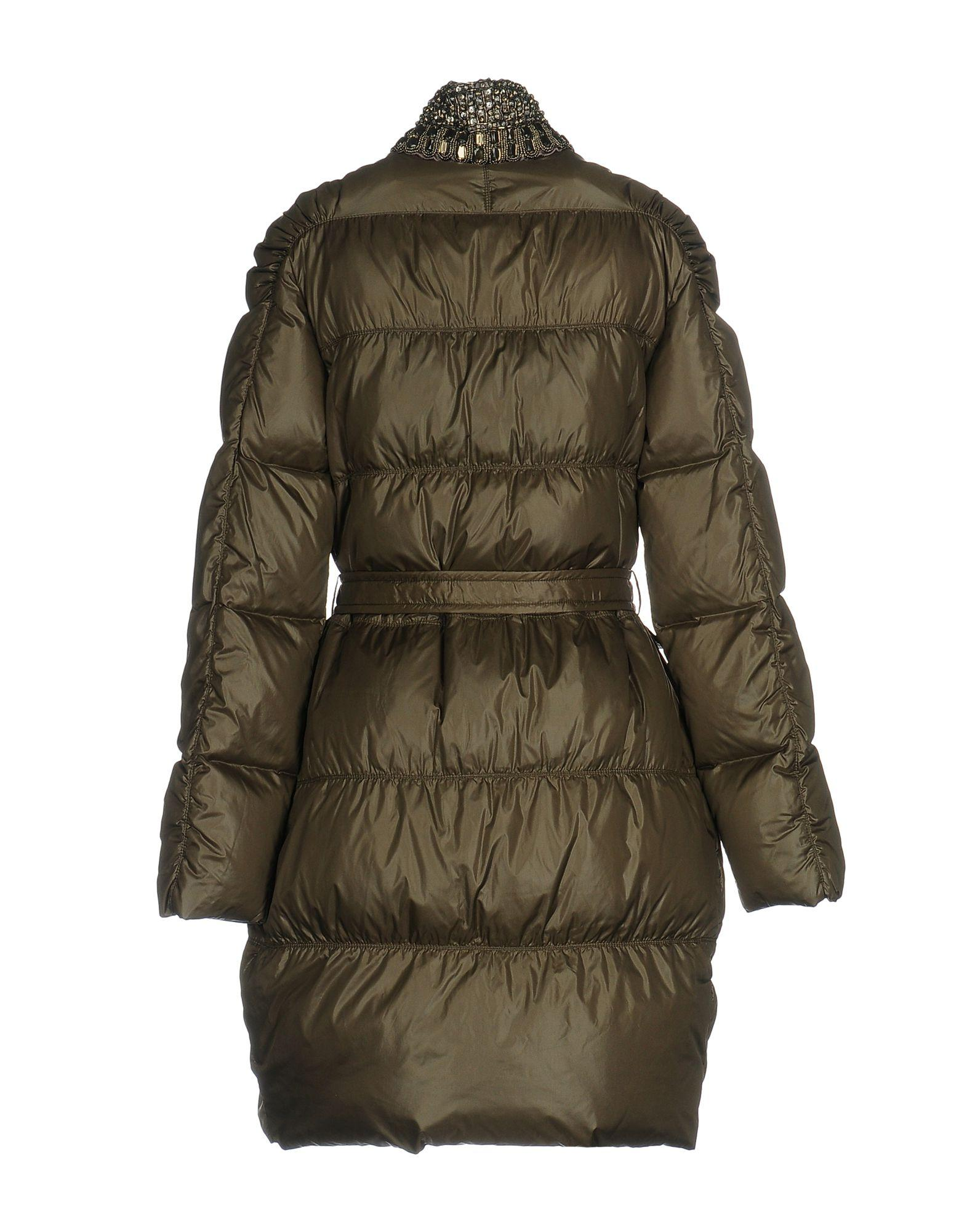 Ermanno scervino Down Jacket in Green