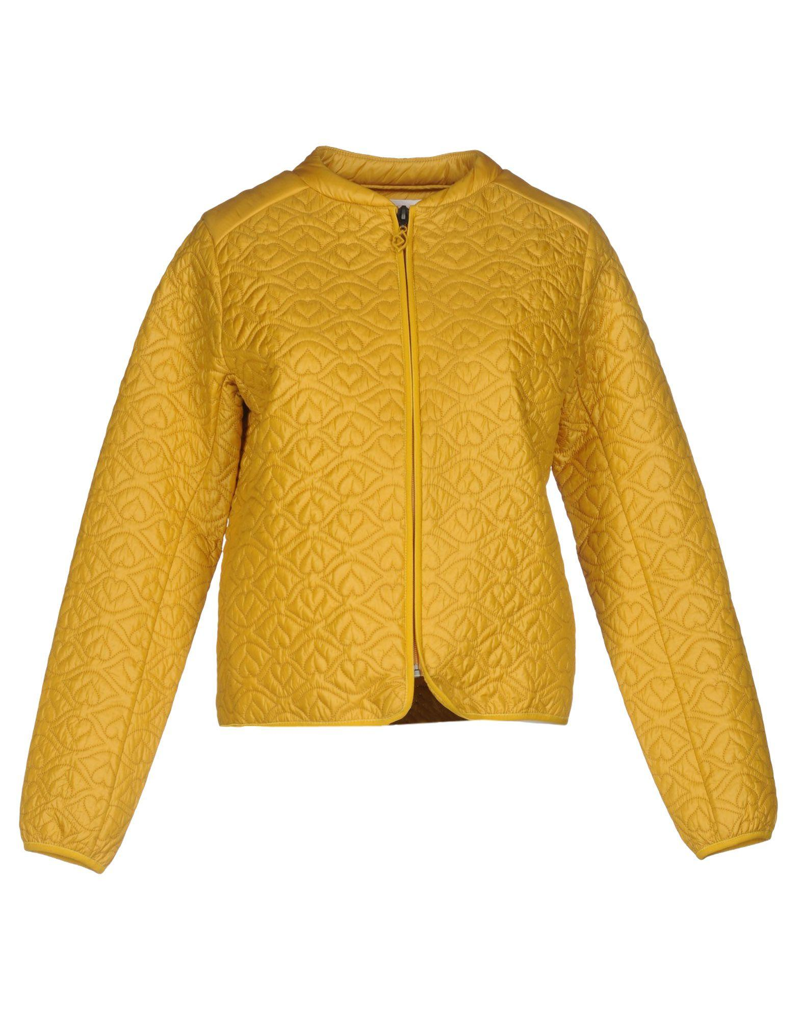 4d7647d46c Lyst - See By Chloé Jacket in Yellow