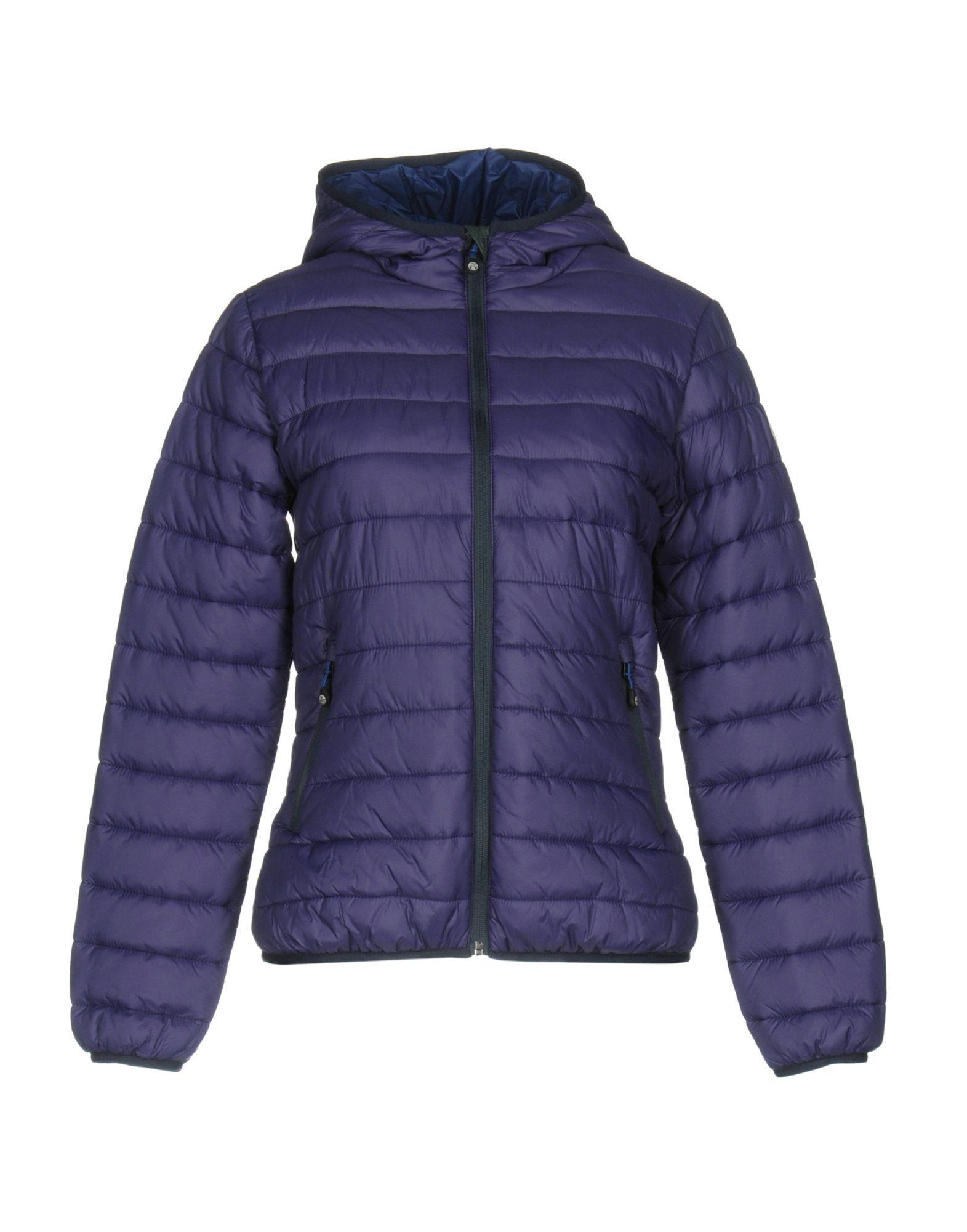 north sails jacket in purple lyst. Black Bedroom Furniture Sets. Home Design Ideas