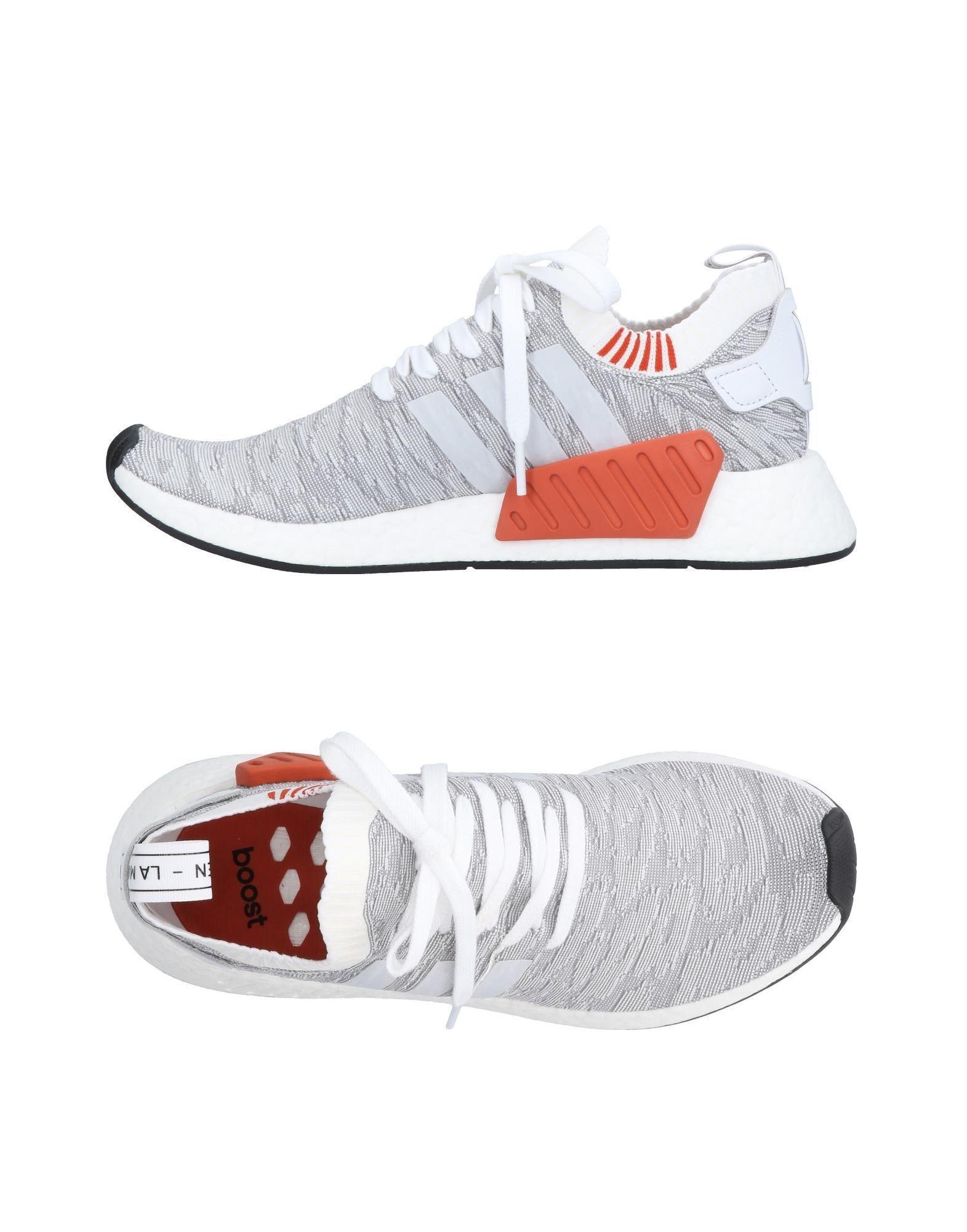 362cd18d8730 Lyst - adidas Low-tops   Sneakers in Gray for Men