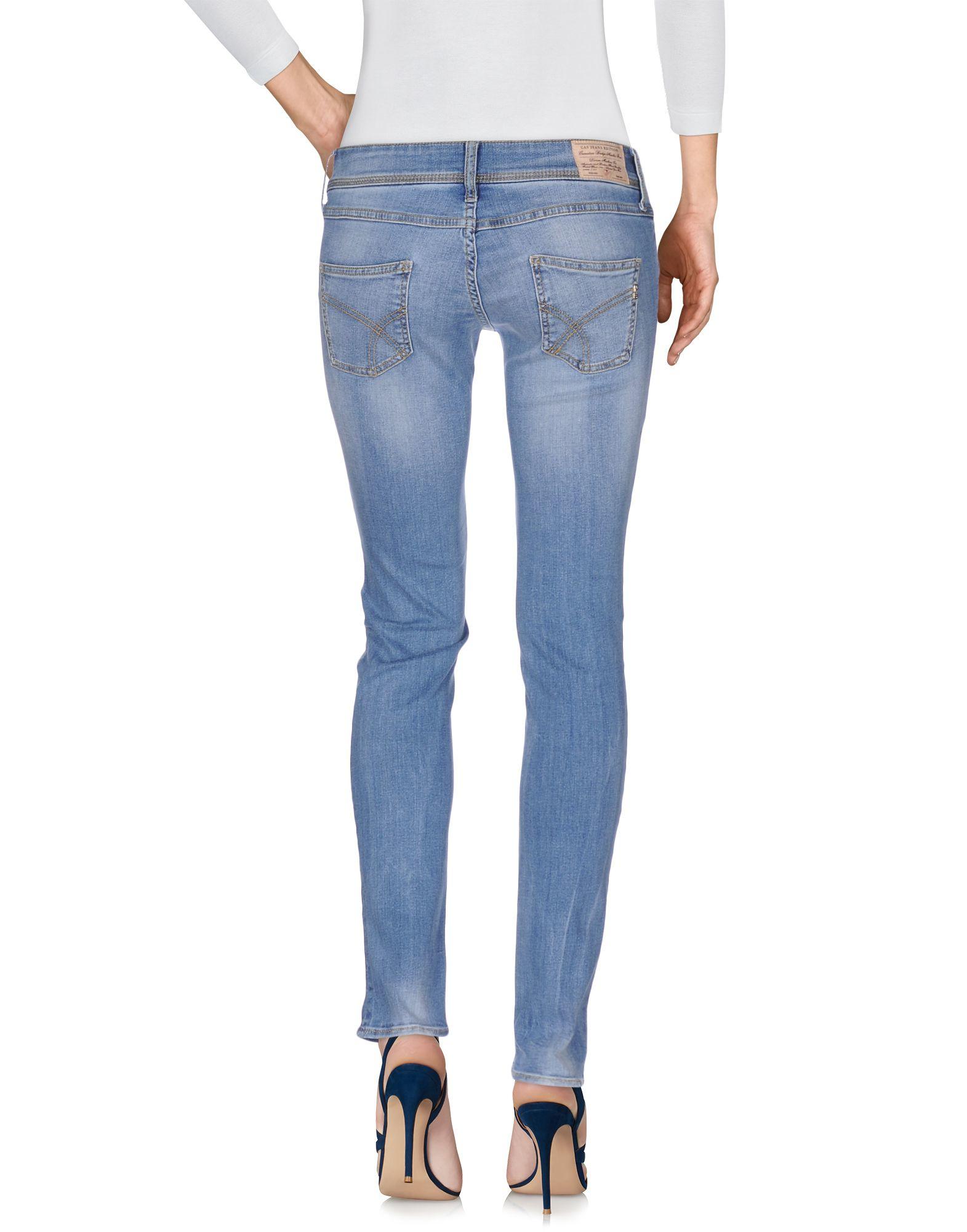 Lyst - Gas Denim Pants in Blue