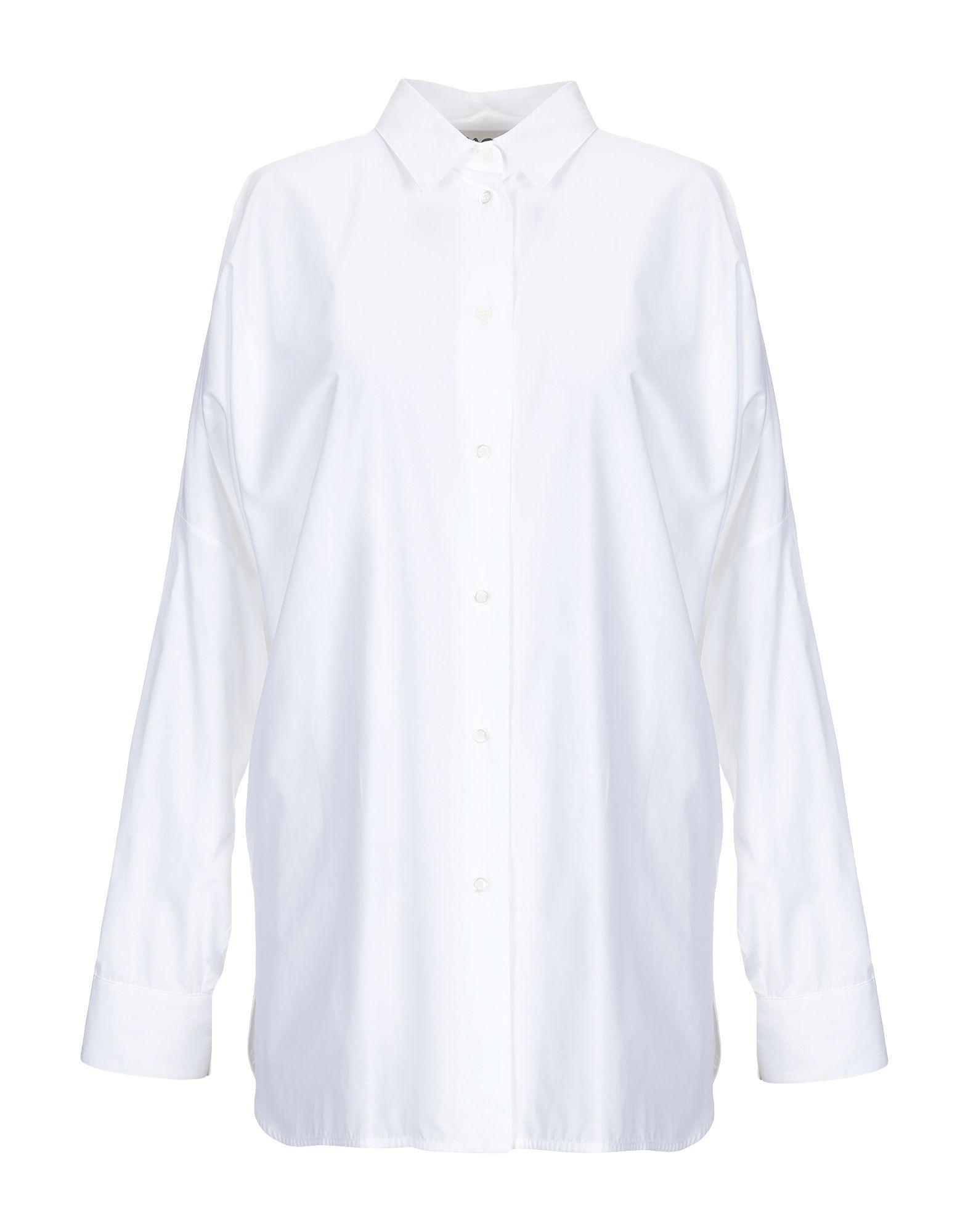 92d84c79 Lyst - Hache Shirt in White