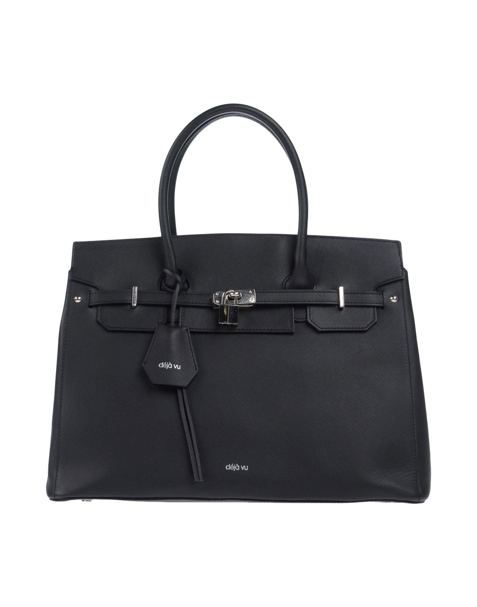 Déjà vu Handbag in Multicolor (Black)