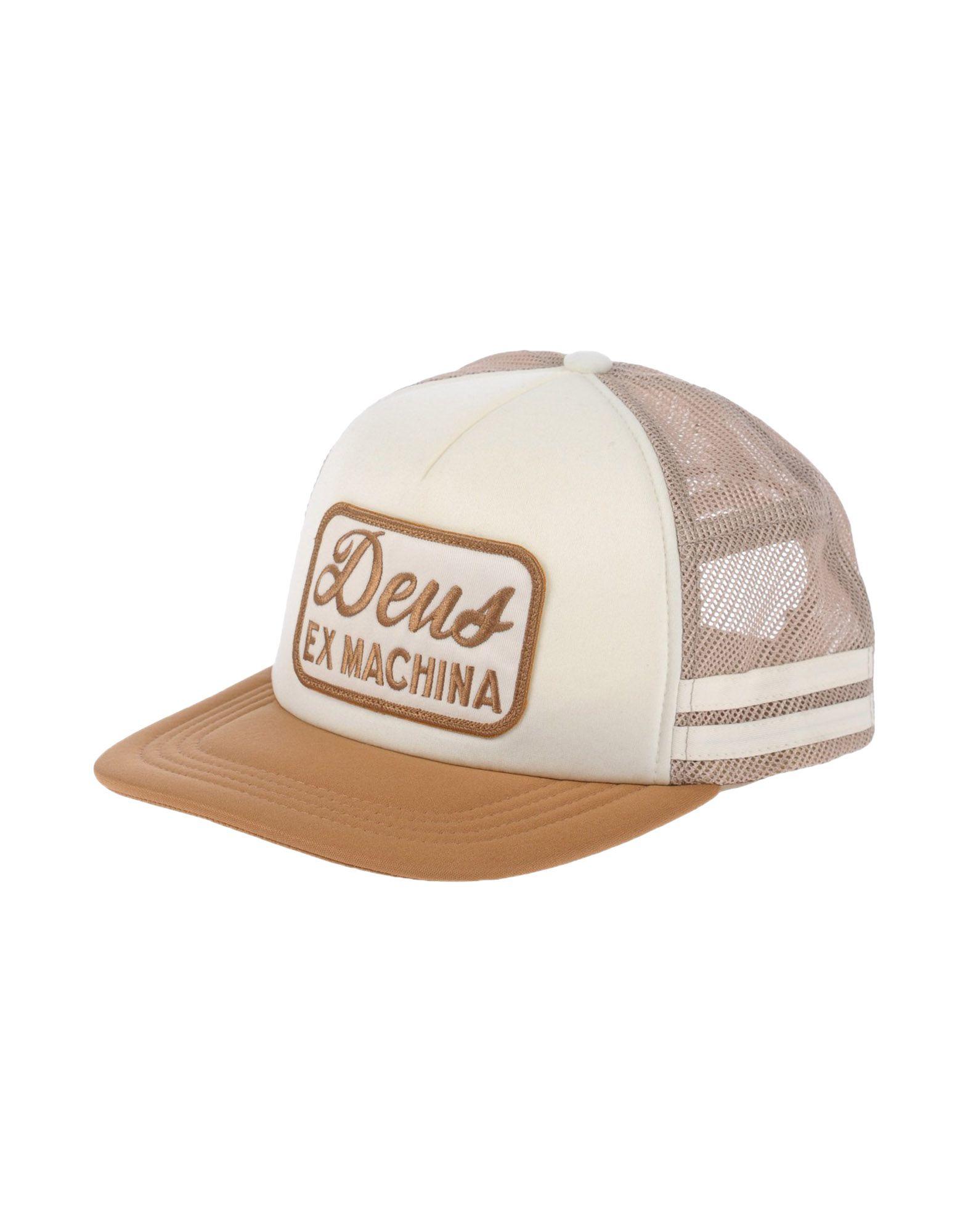 deus ex machina hat in white for men lyst. Black Bedroom Furniture Sets. Home Design Ideas