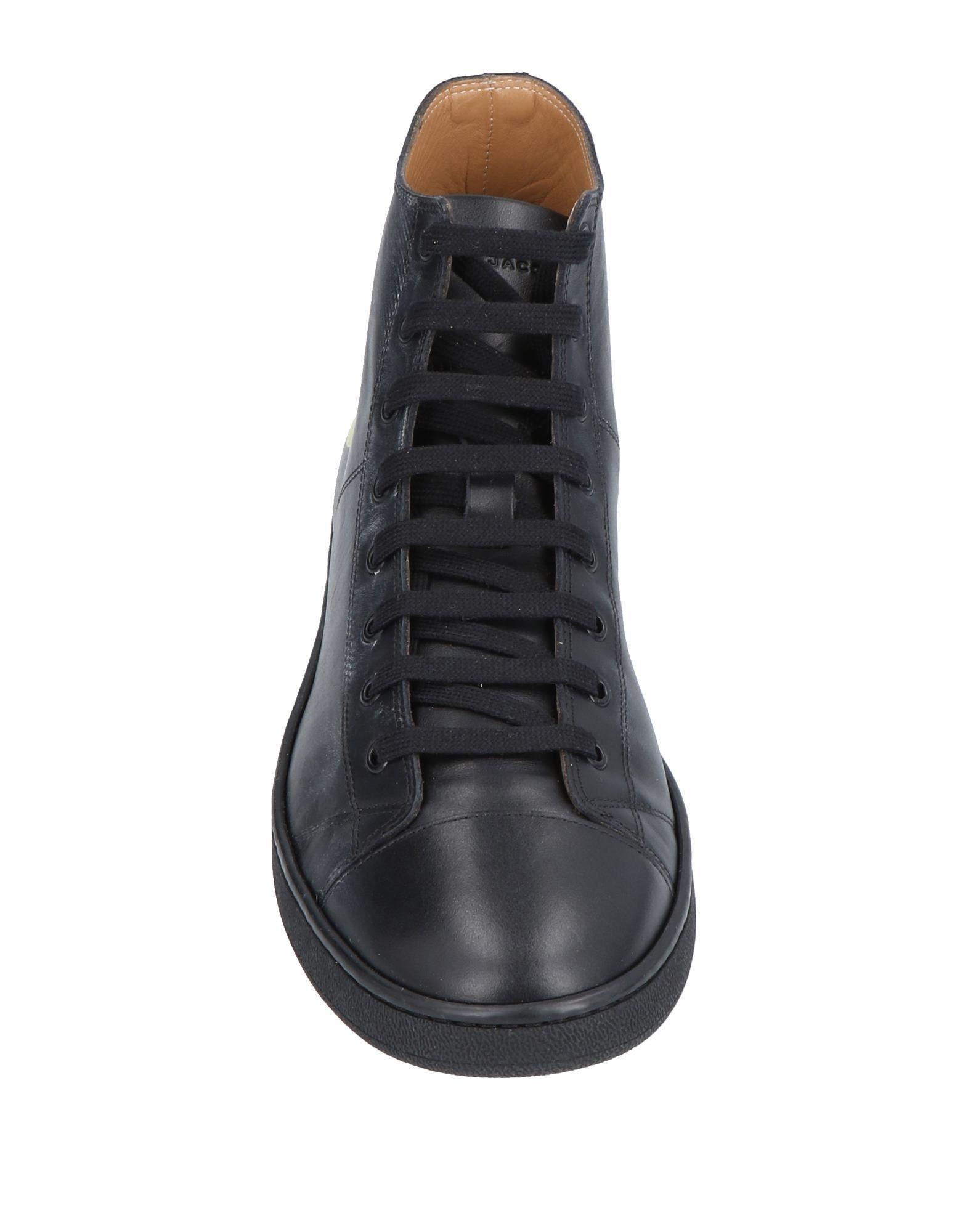 amp; Men Jacobs For Lyst Marc Tops High In Sneakers Black qCx4wva