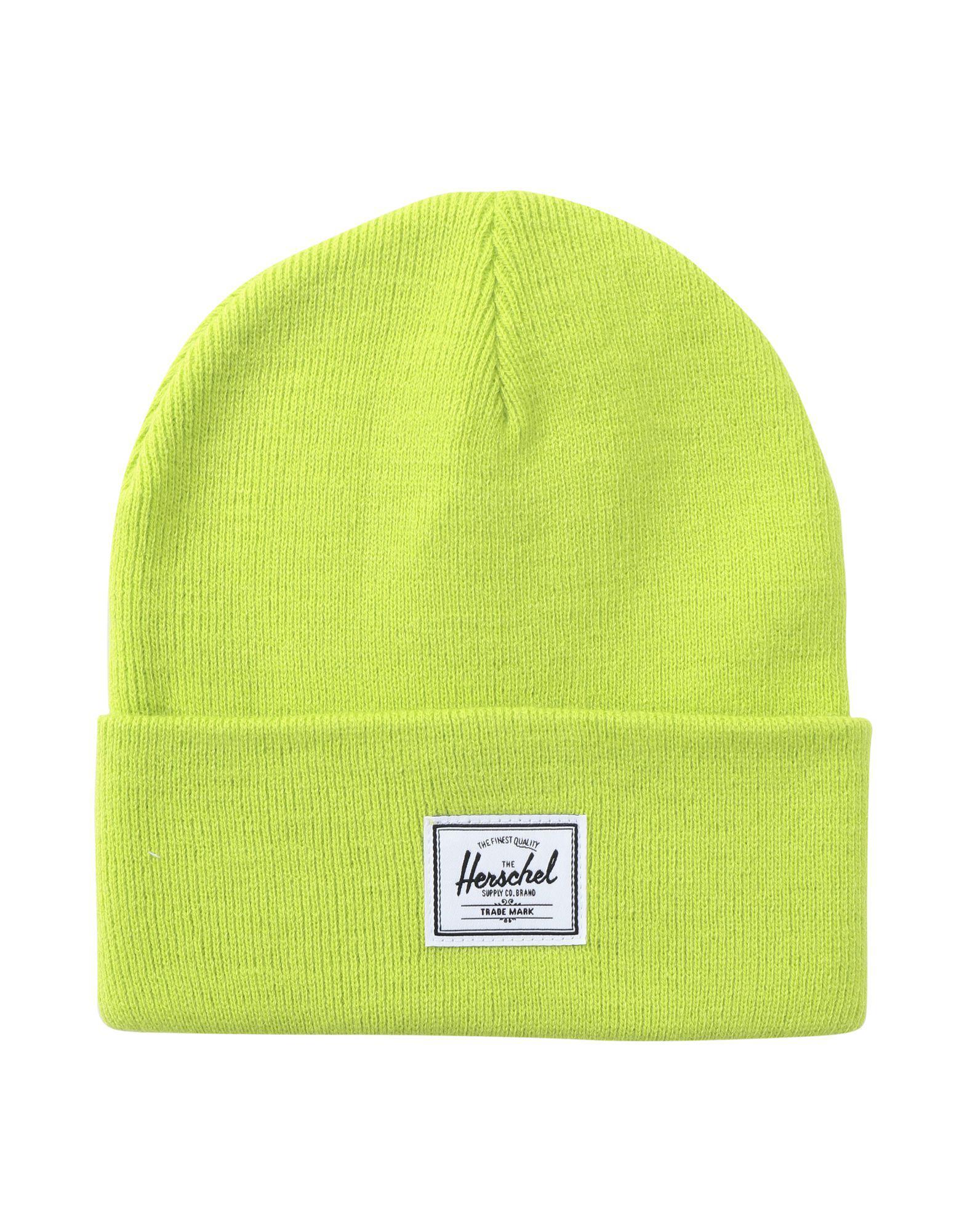 d1b68be502c Lyst - Herschel Supply Co. Hat in Green