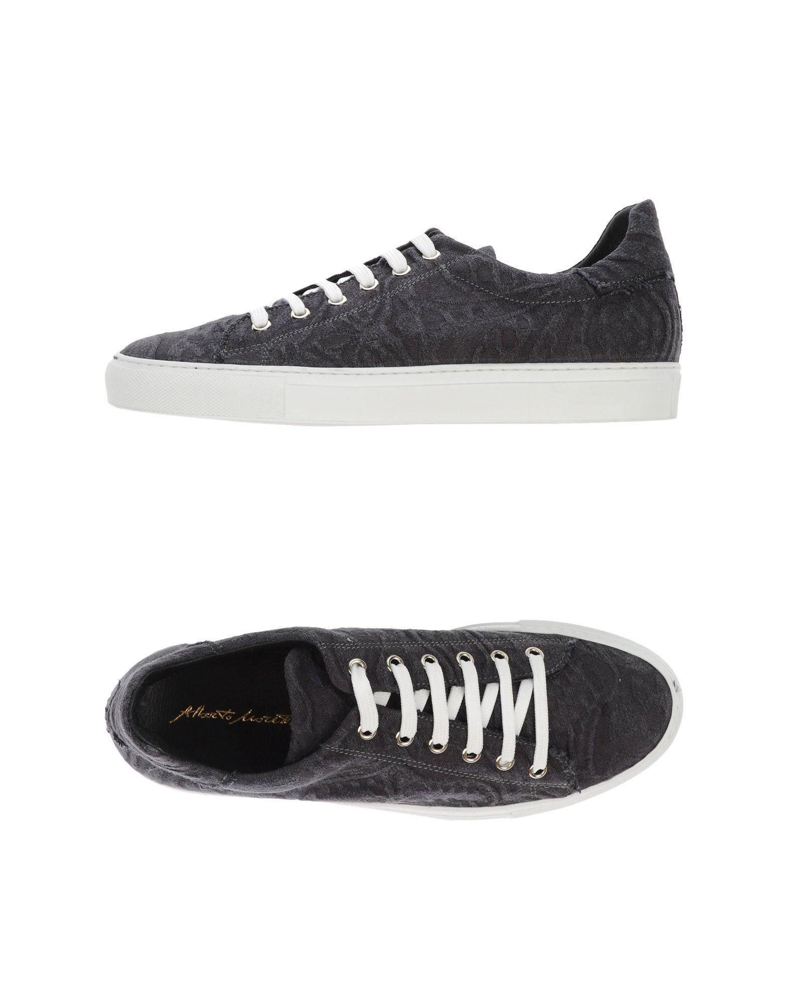 FOOTWEAR - Low-tops & sneakers Alberto Moretti s4tWKagl1j