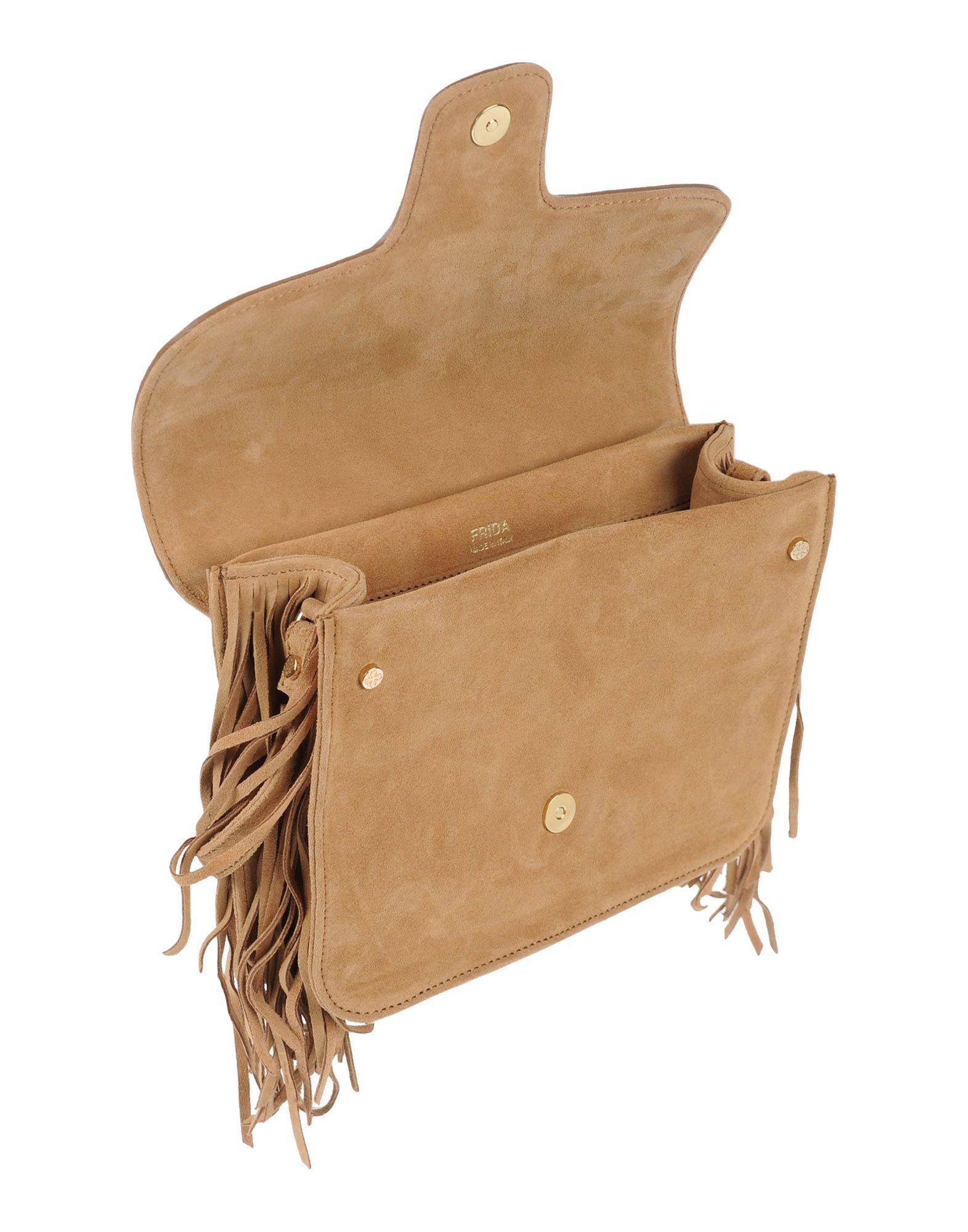de2d56ae012 Lyst - V73 Cross-body Bag in Natural
