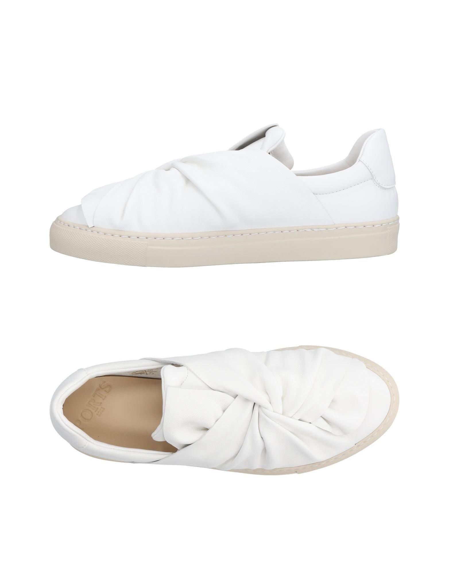 Chaussures - Ports Bas-tops Et Baskets 1961 FMqOo