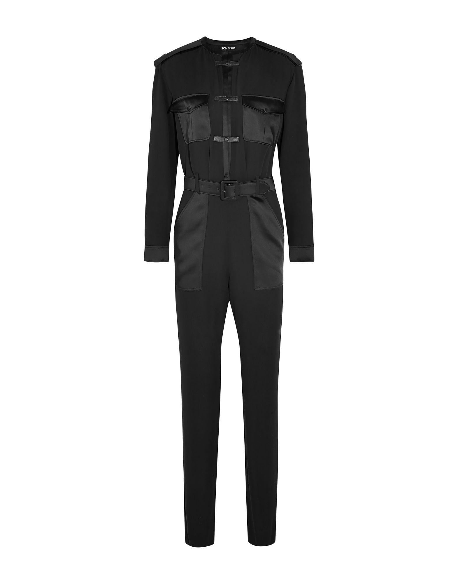 9dc09fbb12a9 Tom Ford - Black Jumpsuit - Lyst. View fullscreen