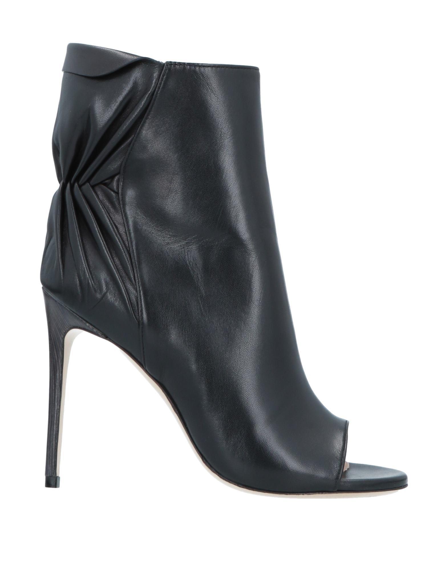 e7e139be8130 Lyst - Aldo Castagna Ankle Boots in Black