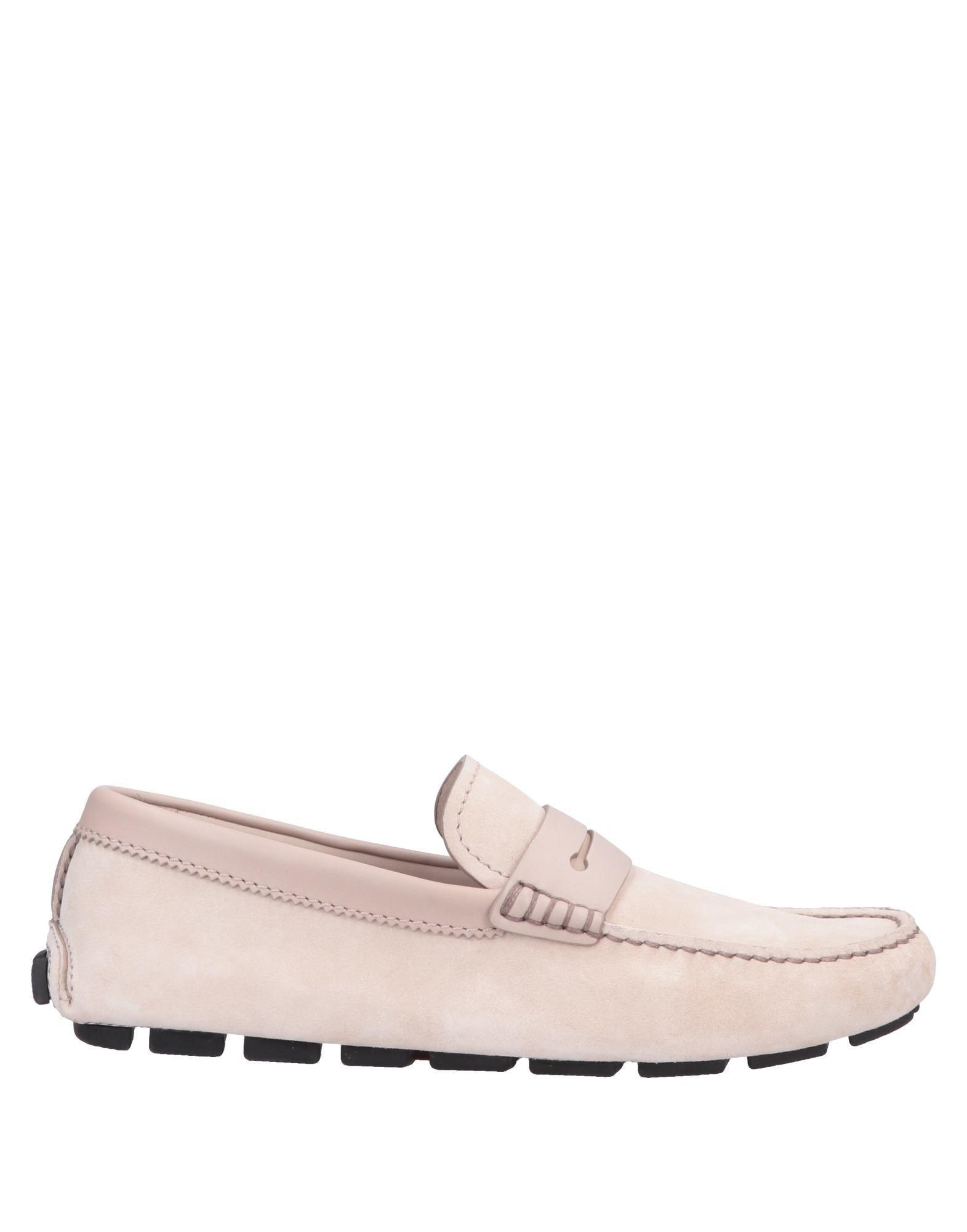707e02f8739 Lyst - Ermenegildo Zegna Loafer in White for Men