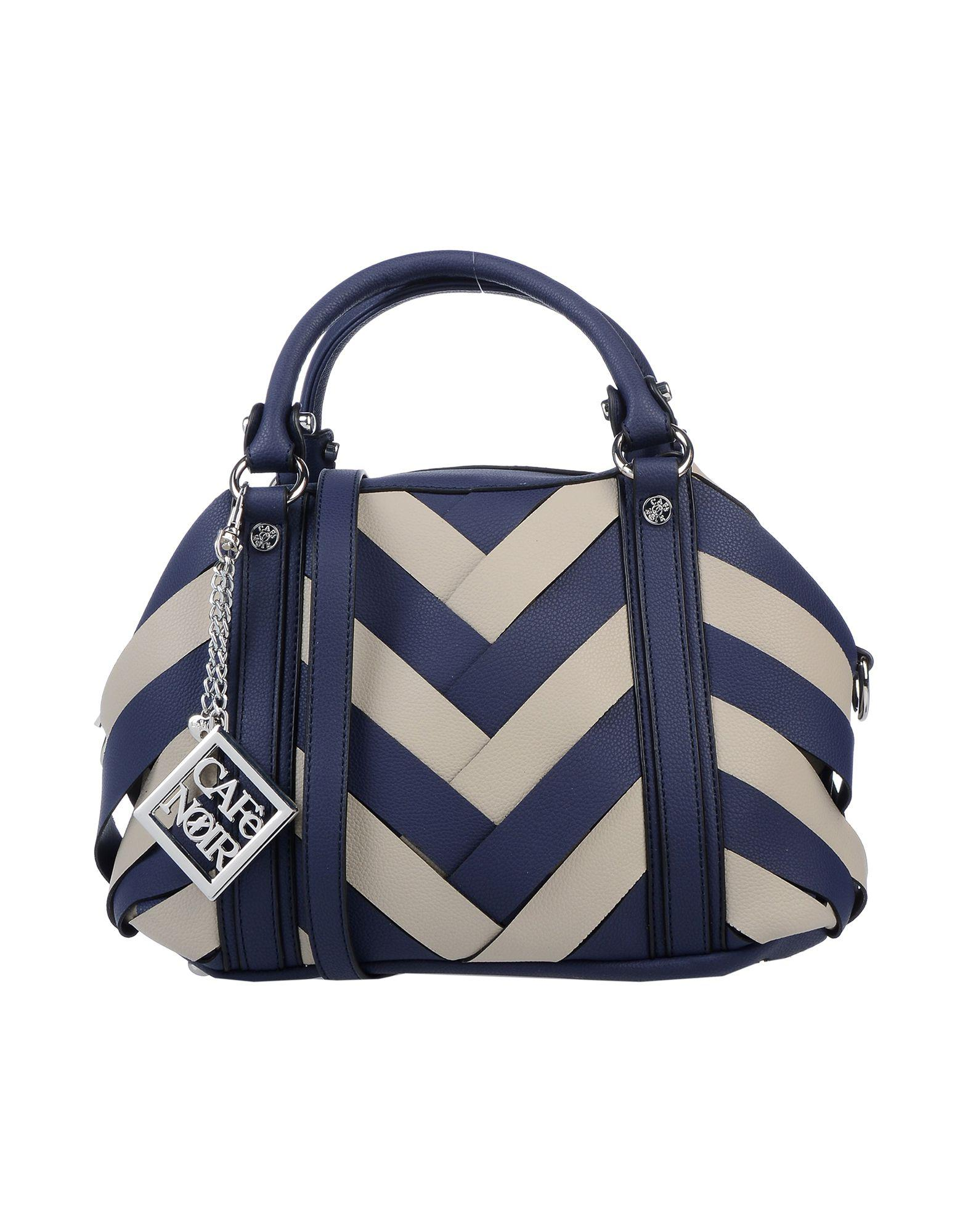 Lyst - CafeNoir Shoulder Bag in Blue 78e193f5088