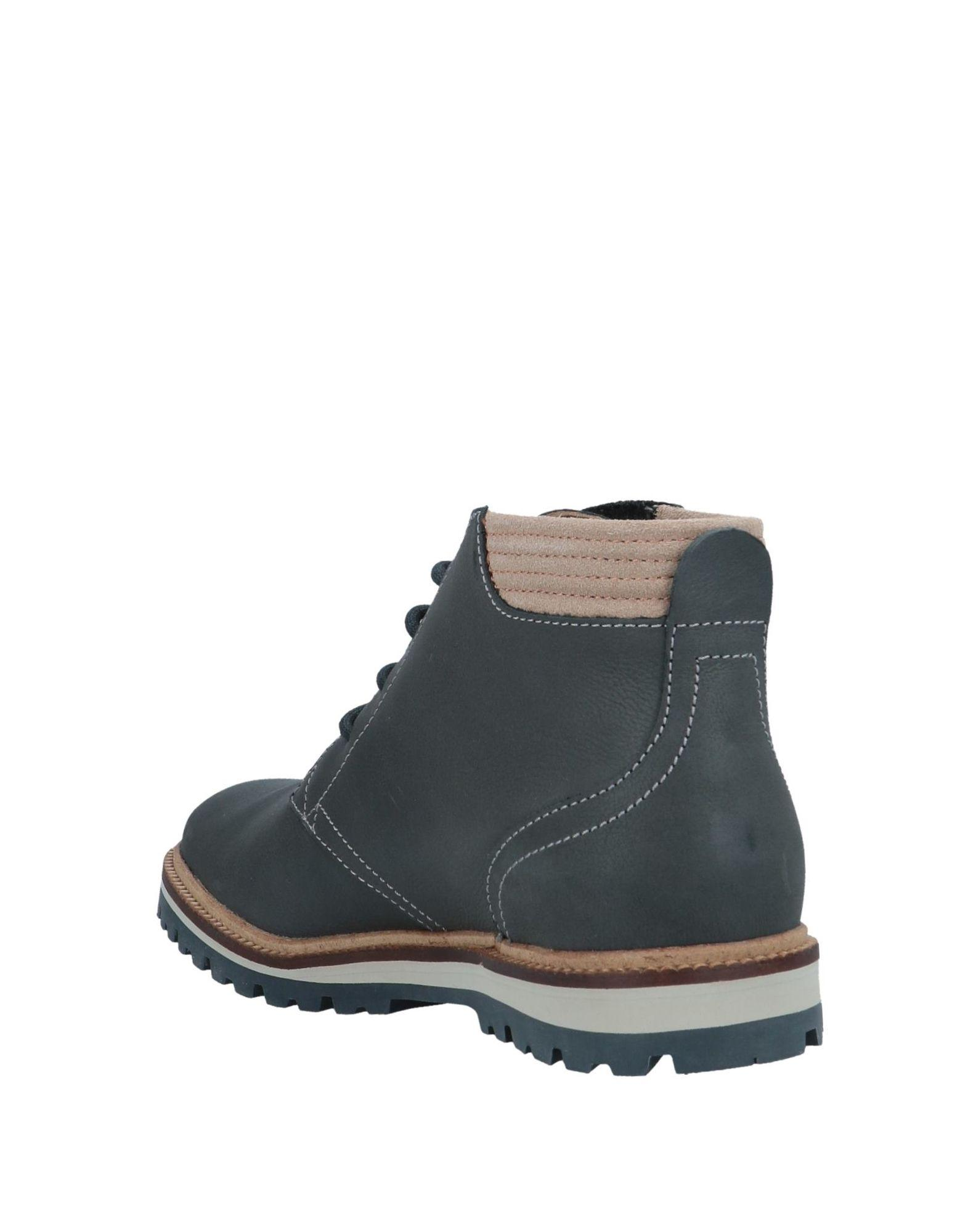 24014b63c87b68 Lyst - Lacoste Ankle Boots in Gray for Men