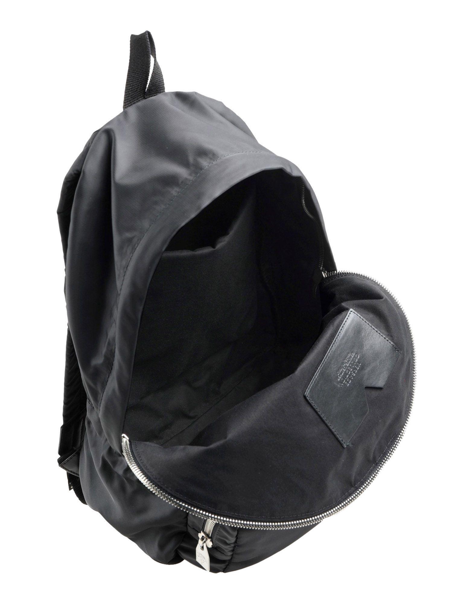 66d73cec71 Versace Backpacks   Bum Bags in Black for Men - Lyst
