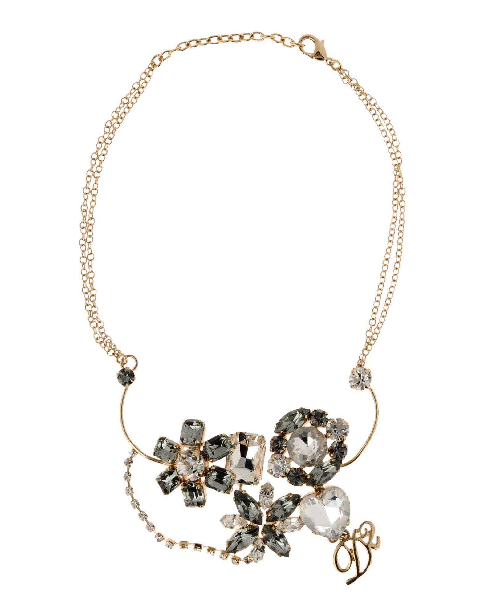 eddie borgo necklace in silver lyst