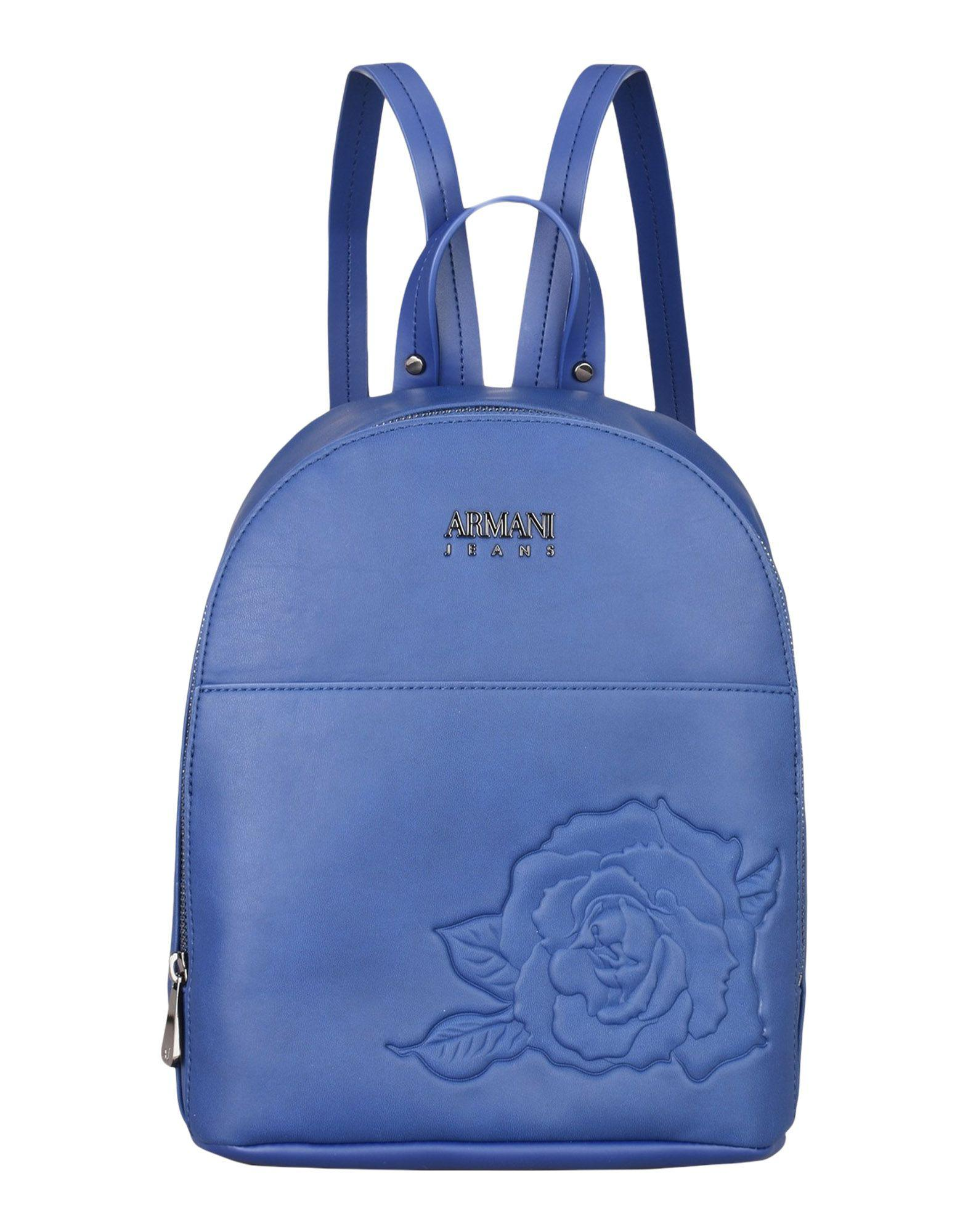 e7673ee773fa Armani Jeans - Blue Backpacks   Fanny Packs - Lyst. View fullscreen