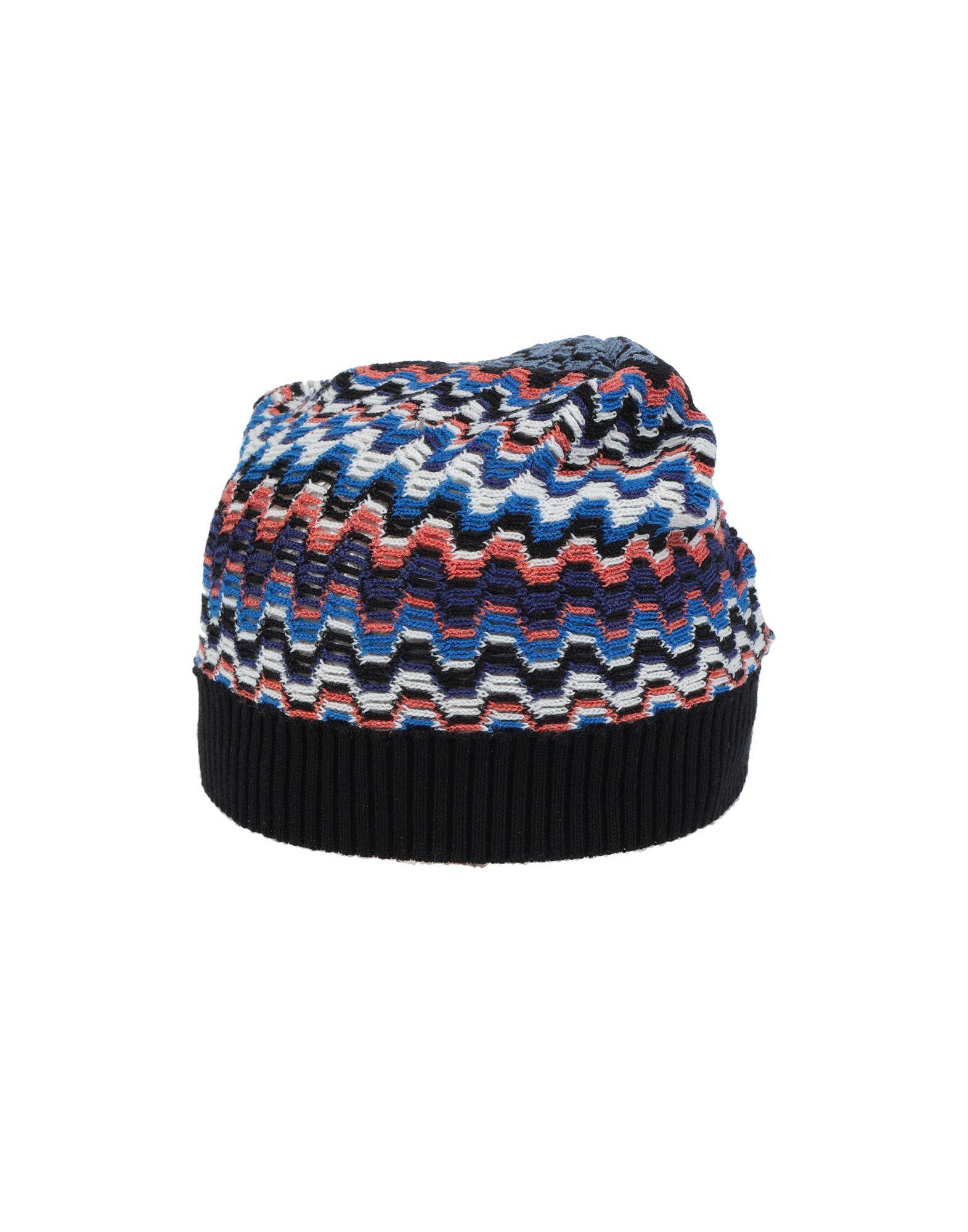 f3d56a18179 Missoni - Black Hat for Men - Lyst. View fullscreen