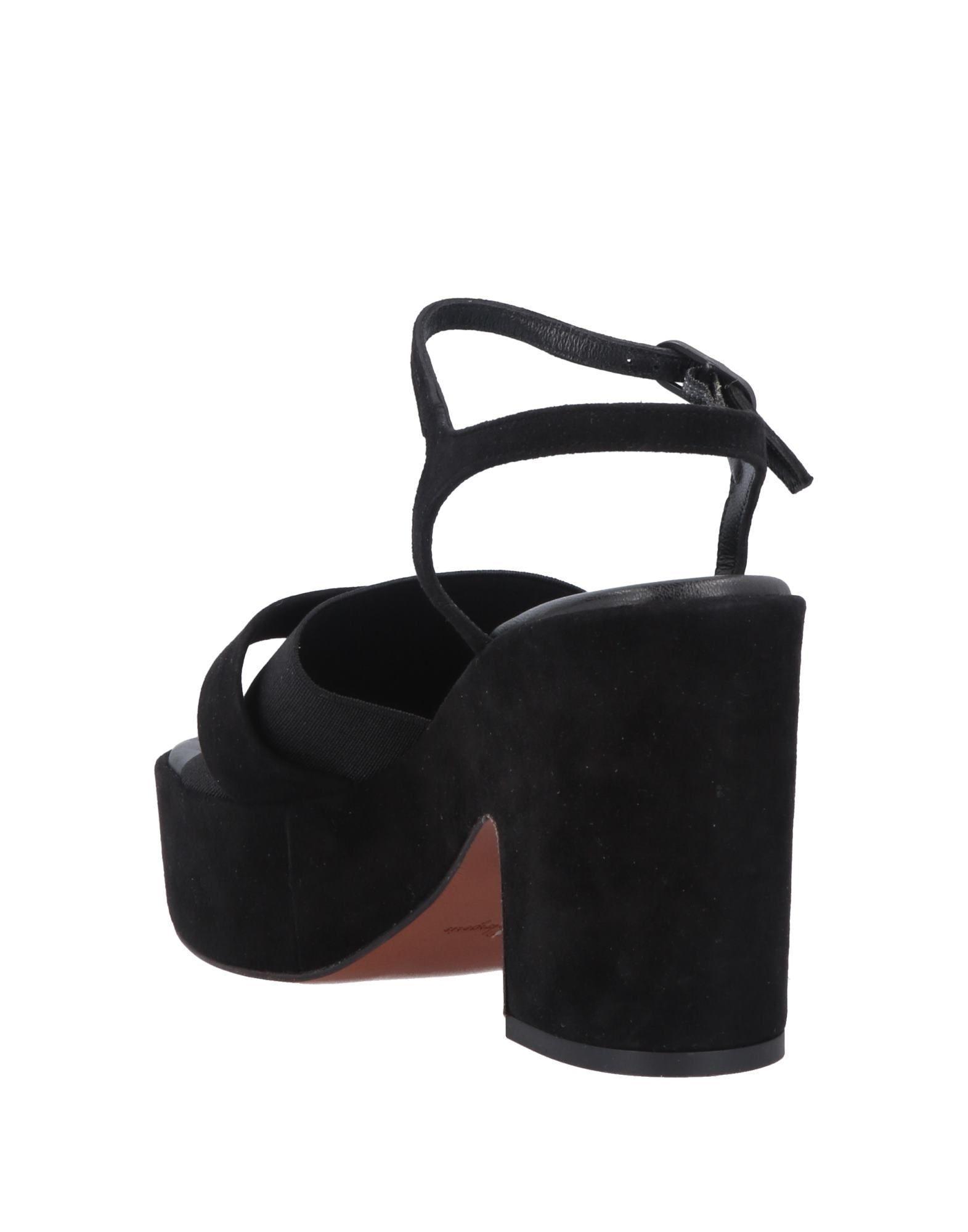 c0f4ebc32c5 Lyst - Robert Clergerie Sandals in Black