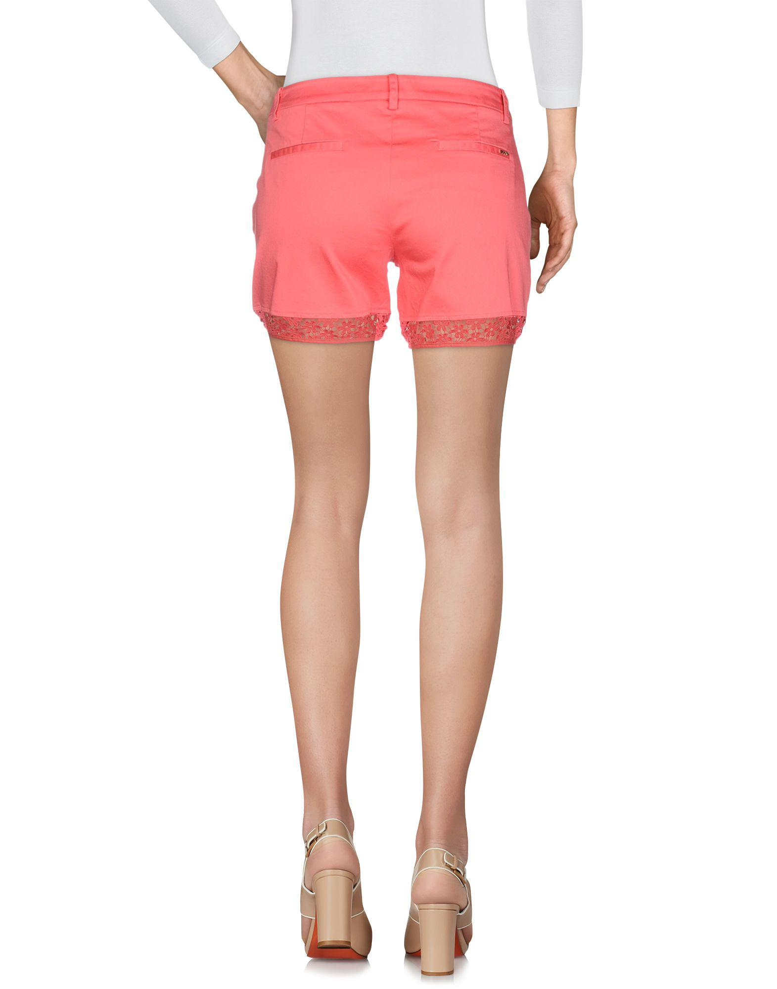 TROUSERS - Bermuda shorts LuckyLu Y7v34d