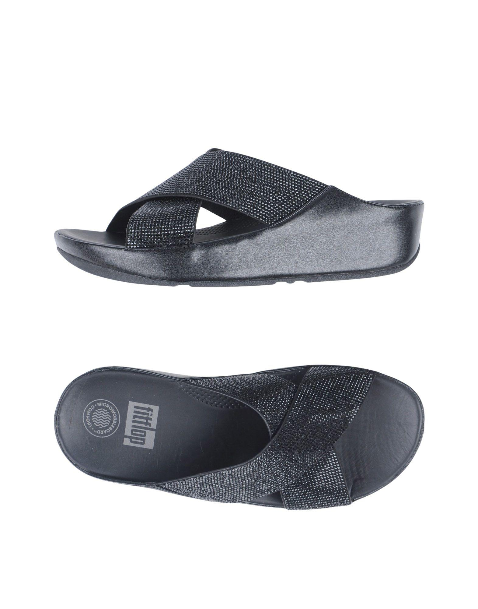 dced6863bebd2f Lyst - Fitflop Sandals in Black