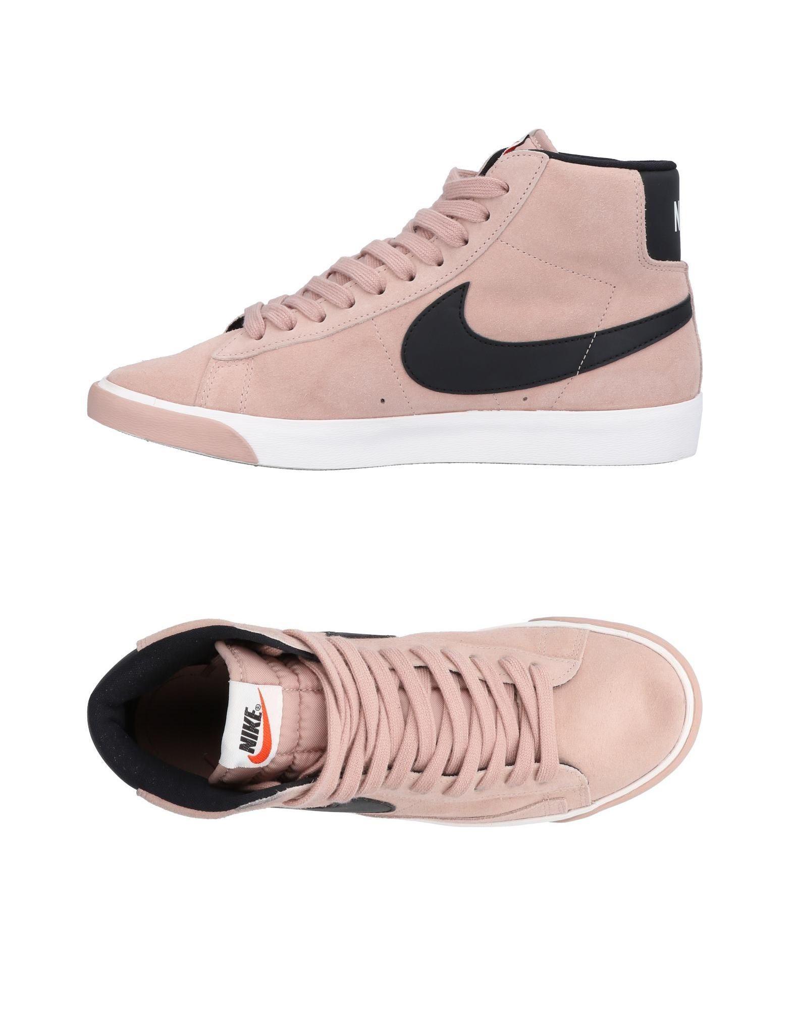 Lyst - Nike High-tops   Sneakers in Pink 103fe5992