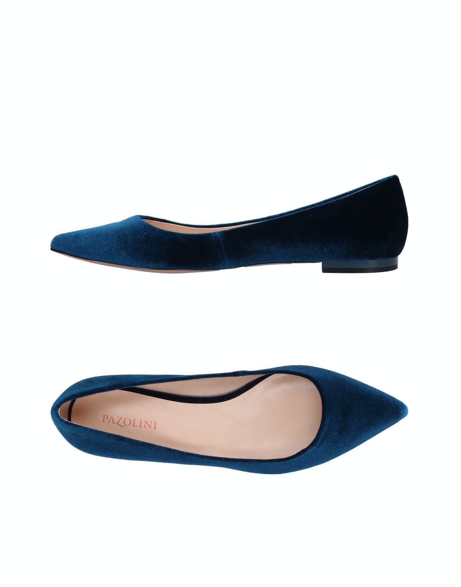 fc676c3bd Lyst - Carlo Pazolini Ballet Flats in Blue