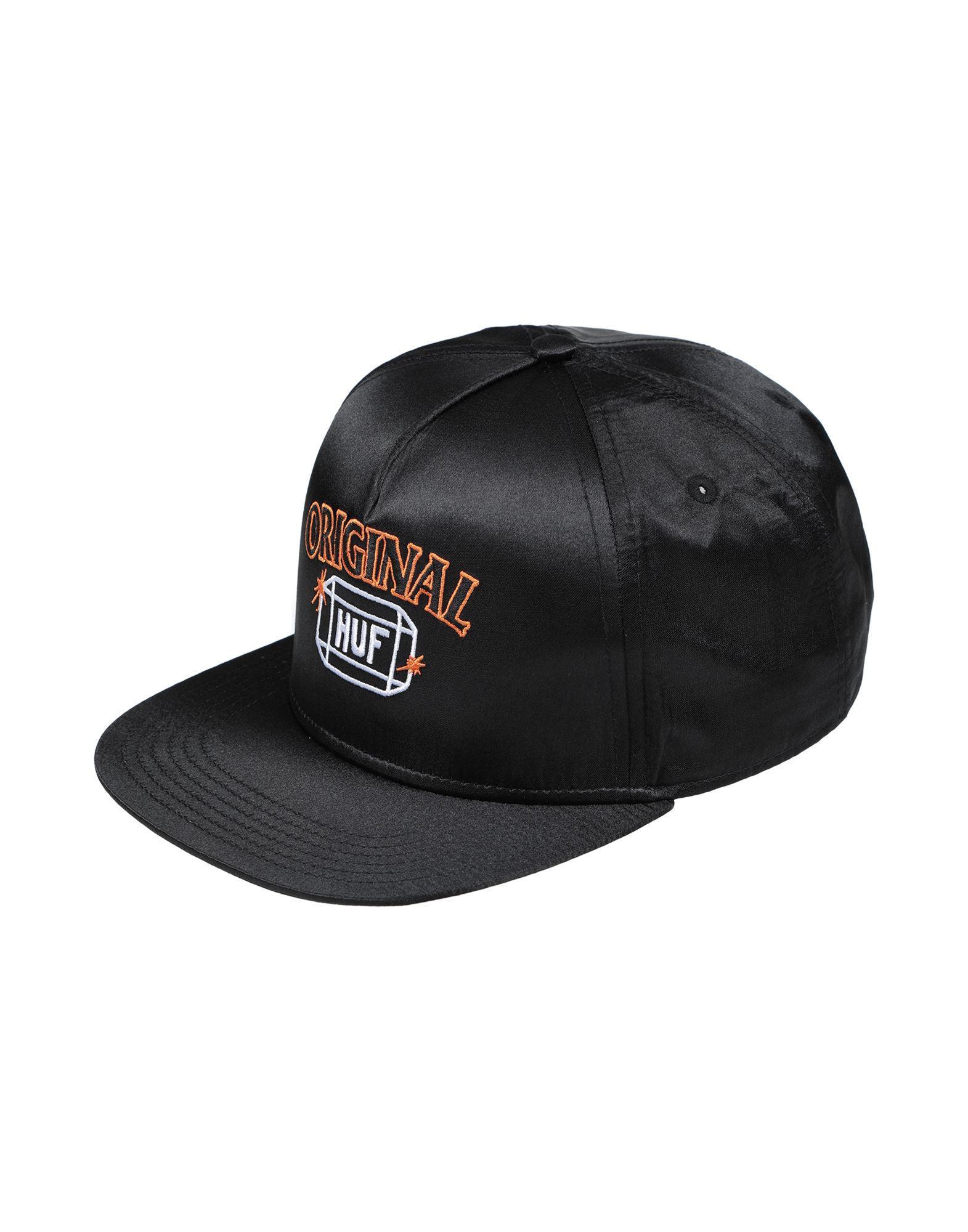 4a6b545b228ca Huf Hat in Black for Men - Lyst