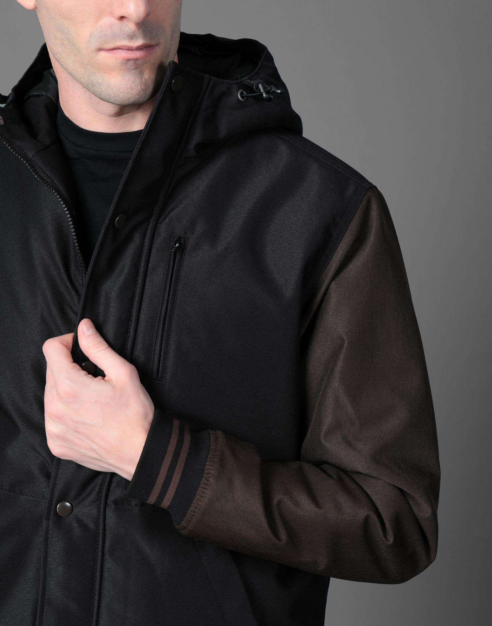 2c94612a1e Vans Jacket in Black for Men - Lyst