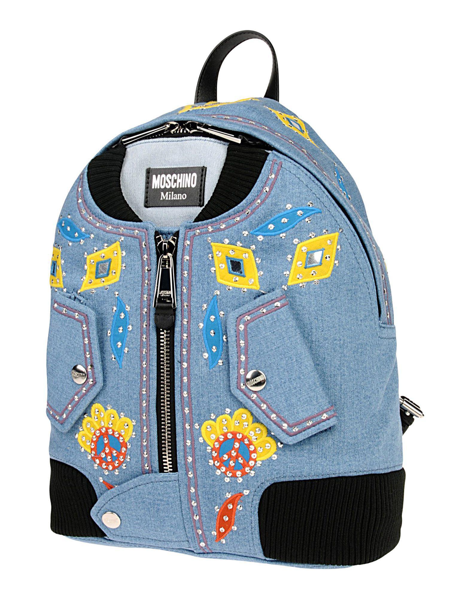 BAGS - Backpacks & Bum bags Moschino PekVlxH