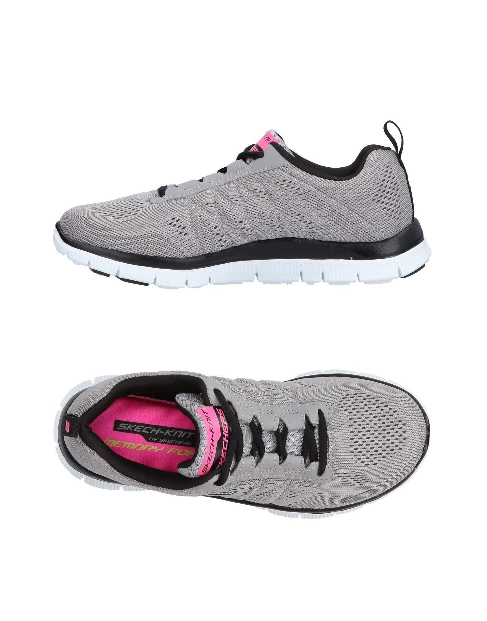 Chaussures - Bas-tops Et Baskets Skechers 82Eufm