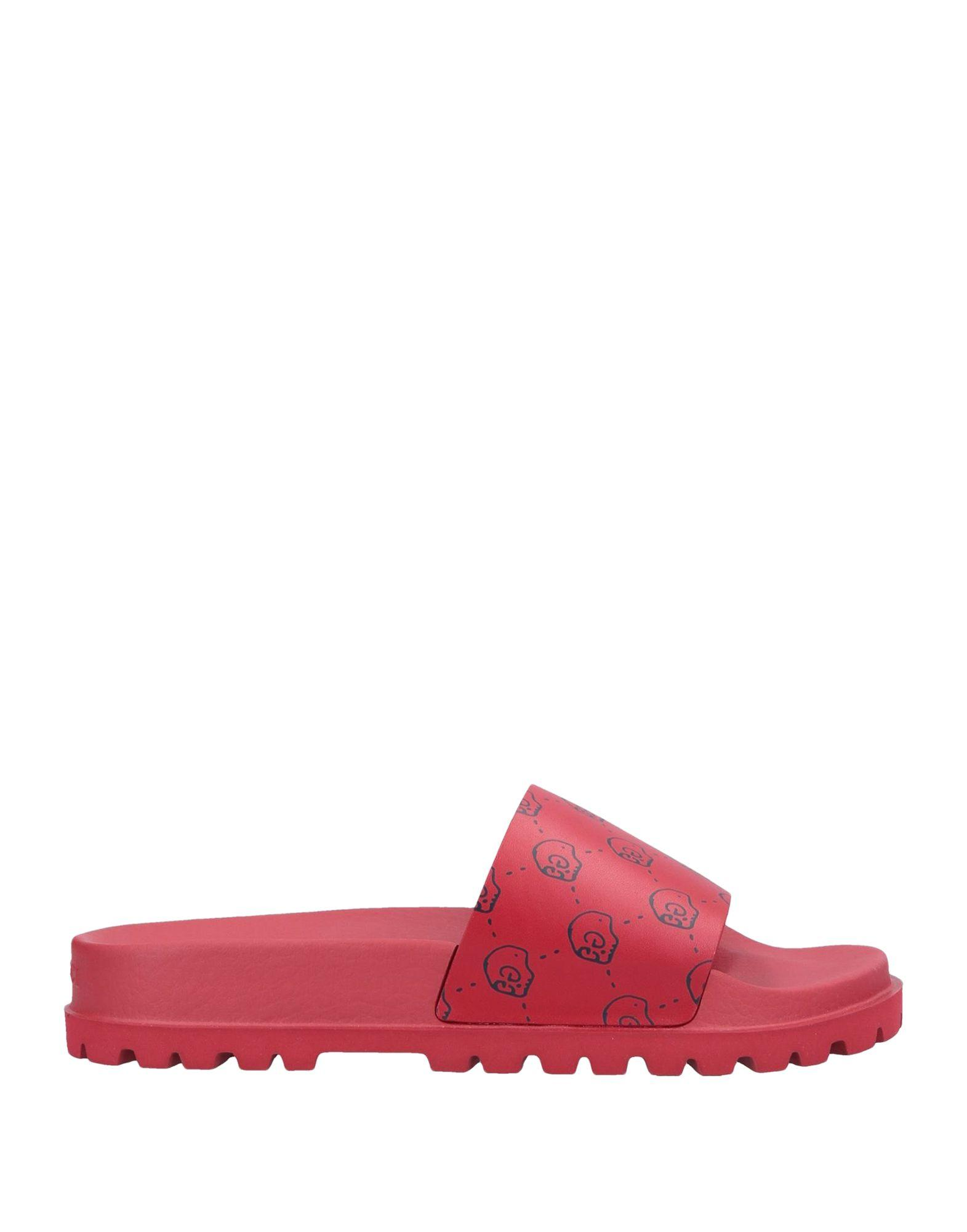 2fa84bba8d2 Gucci Sandals in Red for Men - Lyst