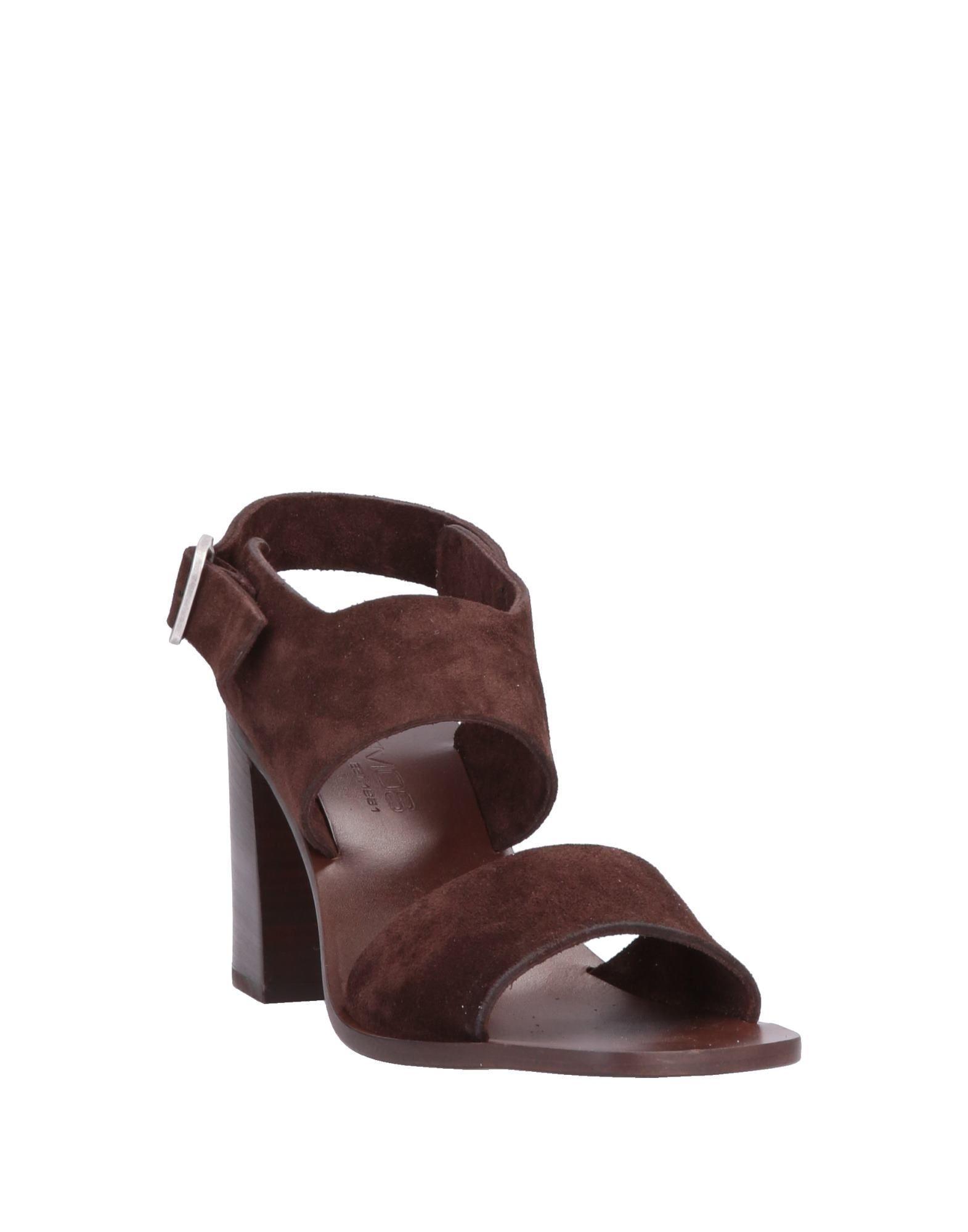 bf1ce45eaa6f Boemos - Brown Sandals - Lyst. View fullscreen