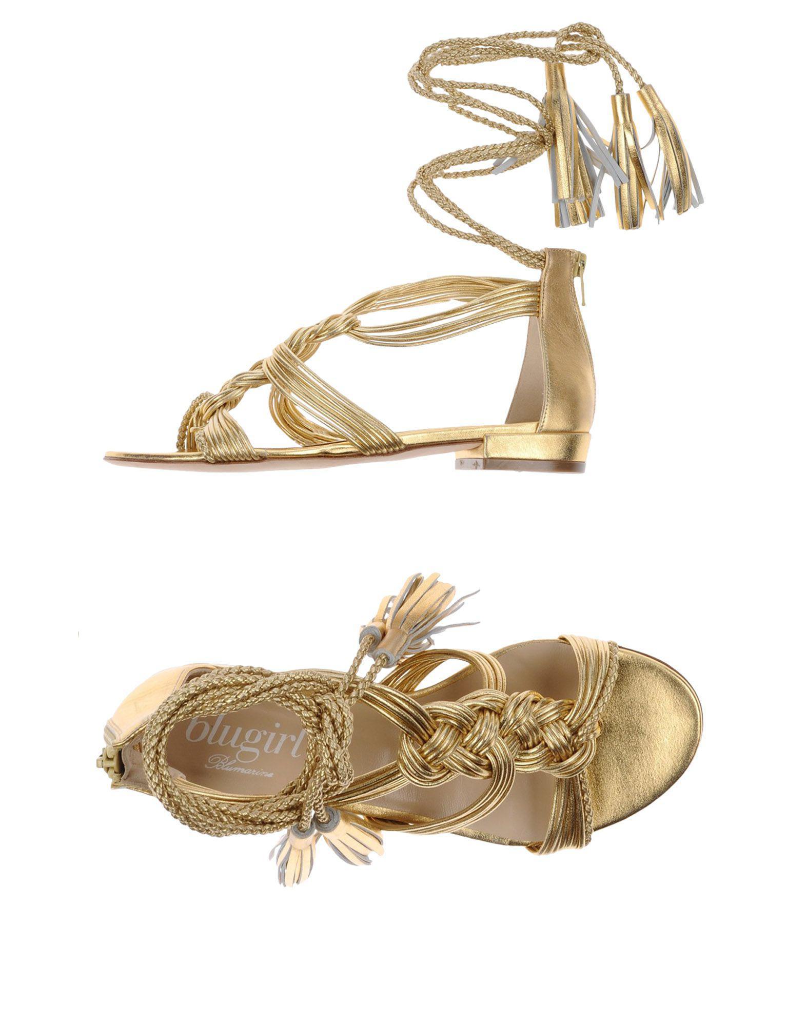 FOOTWEAR - Sandals Blumarine SJObsDojN