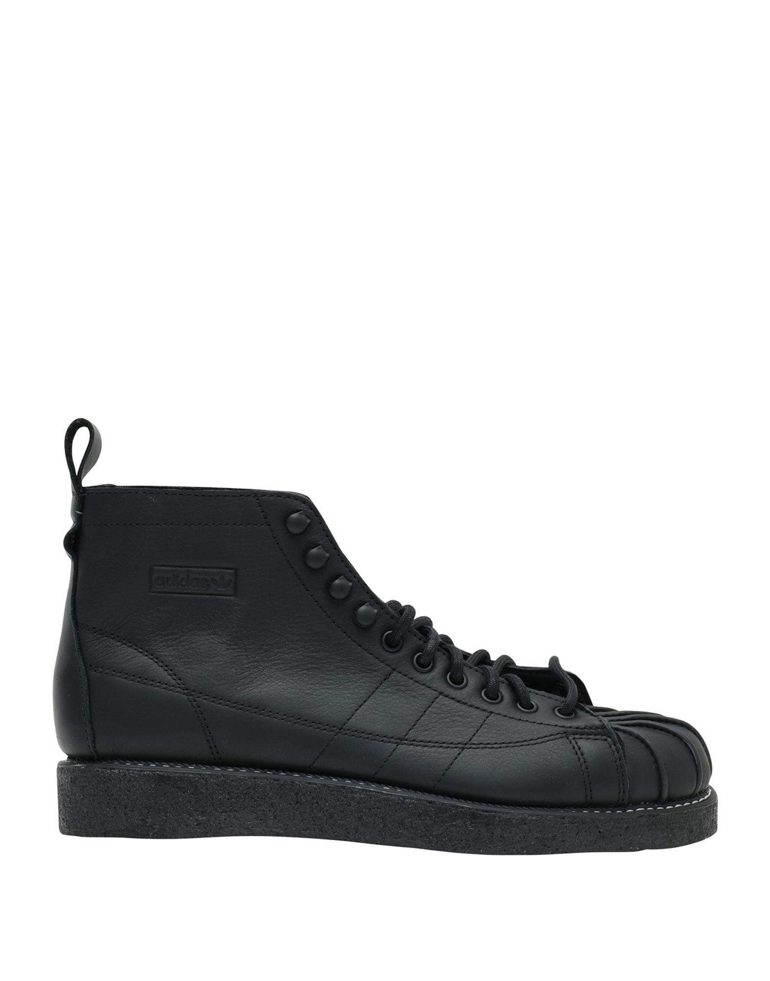 6df3b77fad7d Adidas Originals High-tops   Sneakers in Black - Lyst