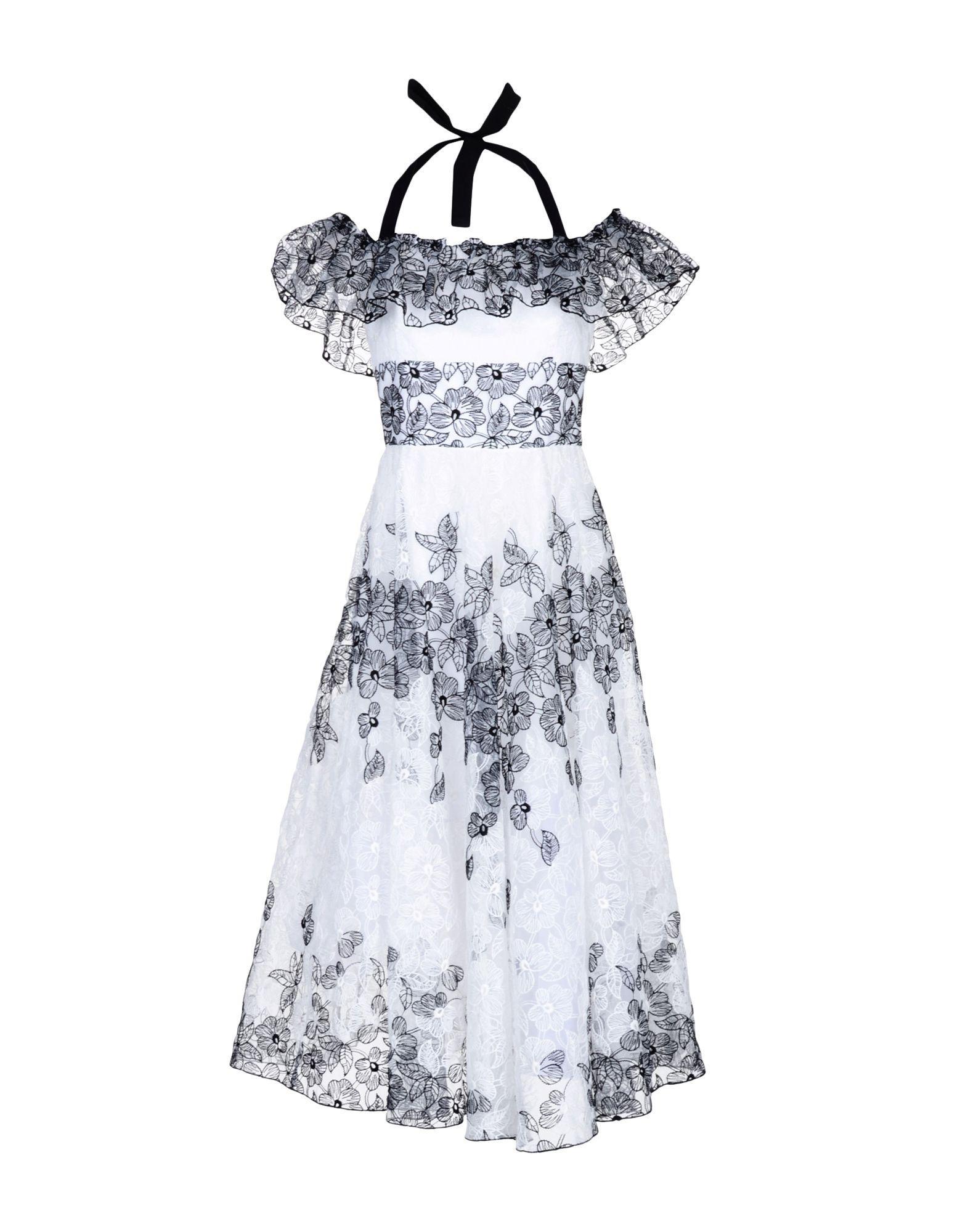 DRESSES - 3/4 length dresses Blumarine i1PDZ